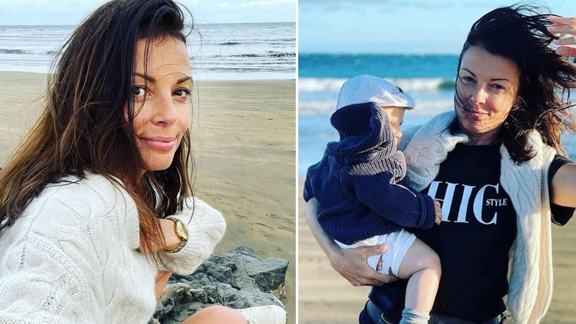 Katarzyna Glinka kilka miesięcy po porodzie pokazała się w BIKINI. Przyznała, że kiedyś się tego wstydziła
