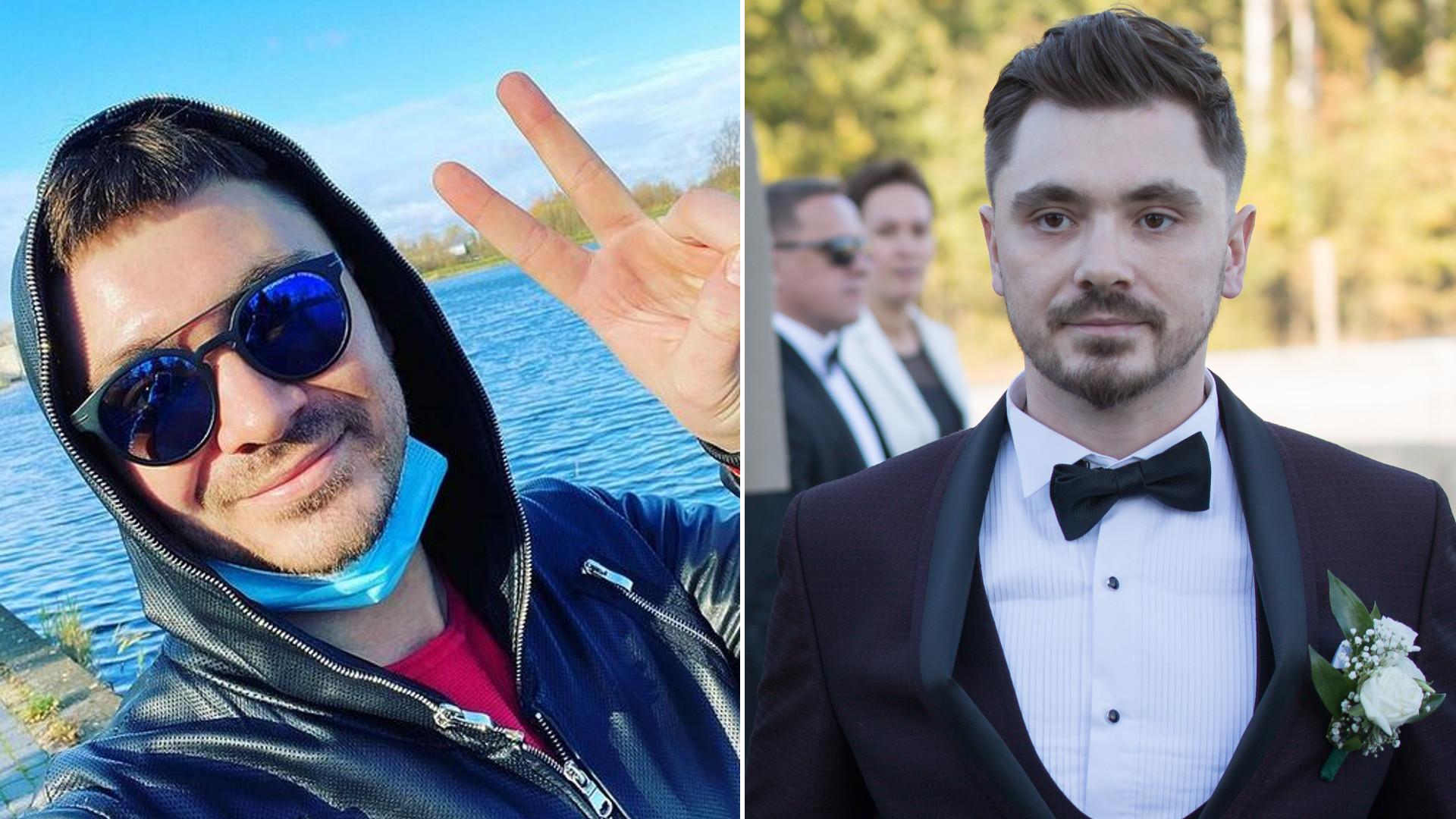Daniel Martyniuk dodał na Instagram zdjęcie z byłą żoną! Wrócili do siebie?