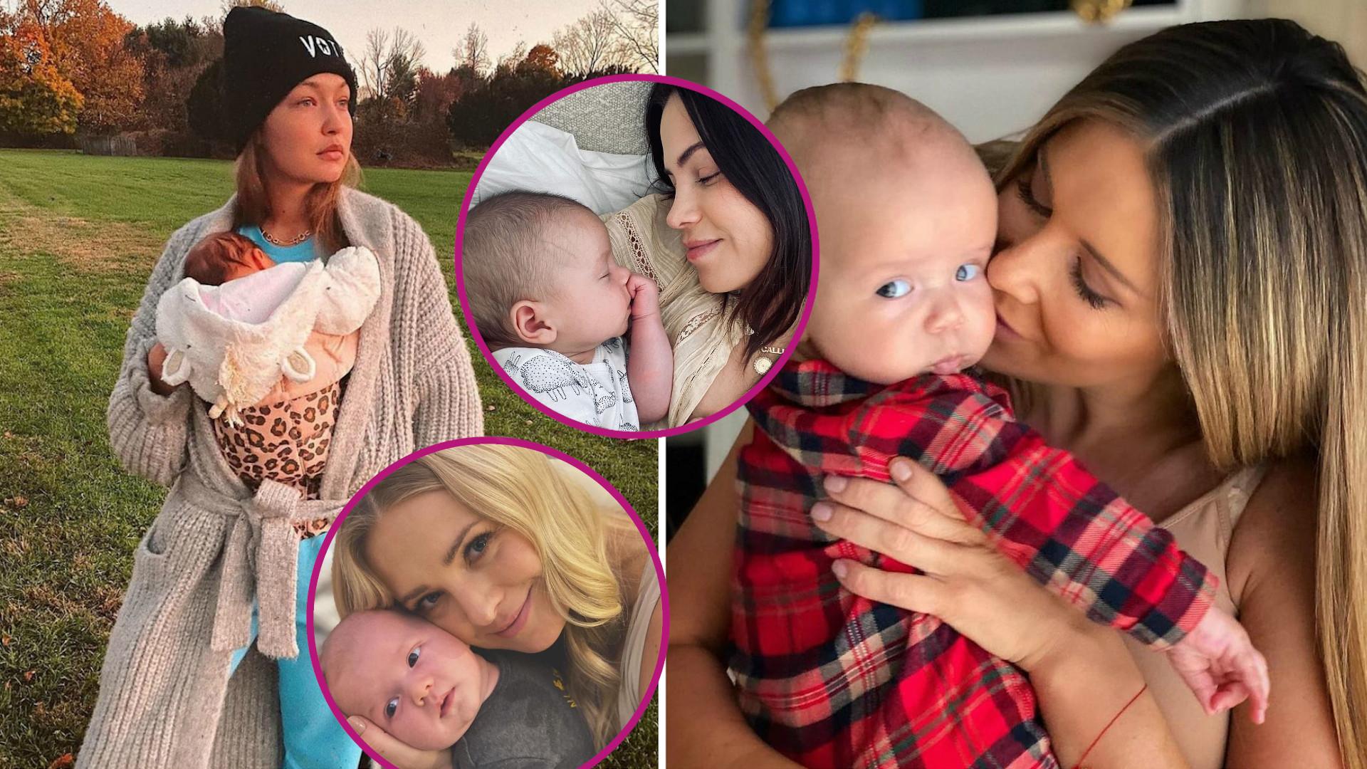 2020 rok to prawdziwy BABY BOOM. Które gwiazdy zostały rodzicami?