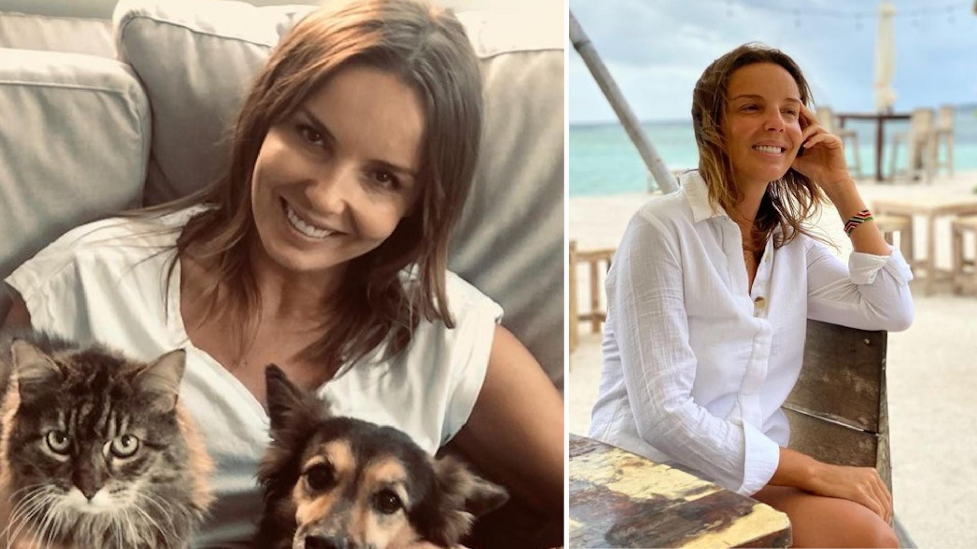 Agnieszka Włodarczyk skończyła 40 lat. Zobaczcie jak wygląda jej cera bez makijażu