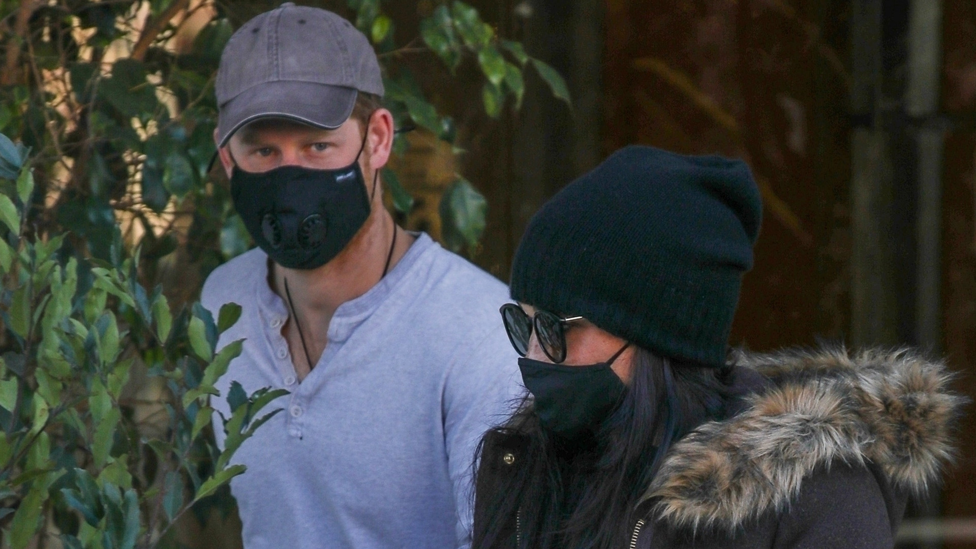 Meghan Markle i książę Harry przyłapani w Beverly Hills. Załatwiają codzienne sprawy jak zwyczajna para (ZDJĘCIA)