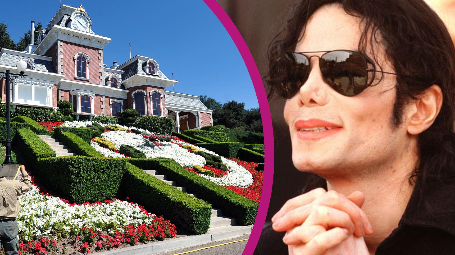 Posiadłość Michaela Jacksona sprzedana! Cena zwala z nóg