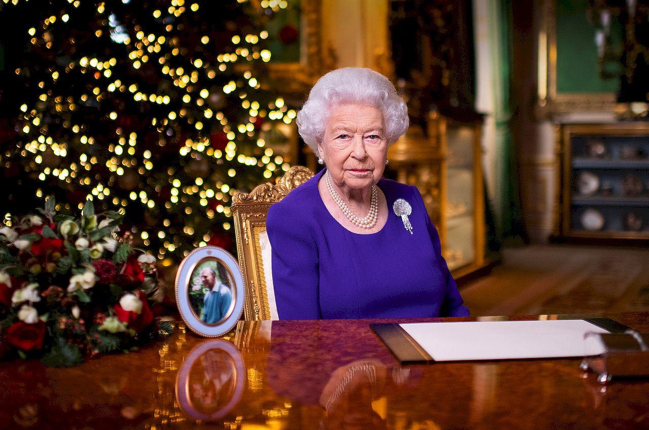 Orędzie królowej Elżbiety w 2020 roku
