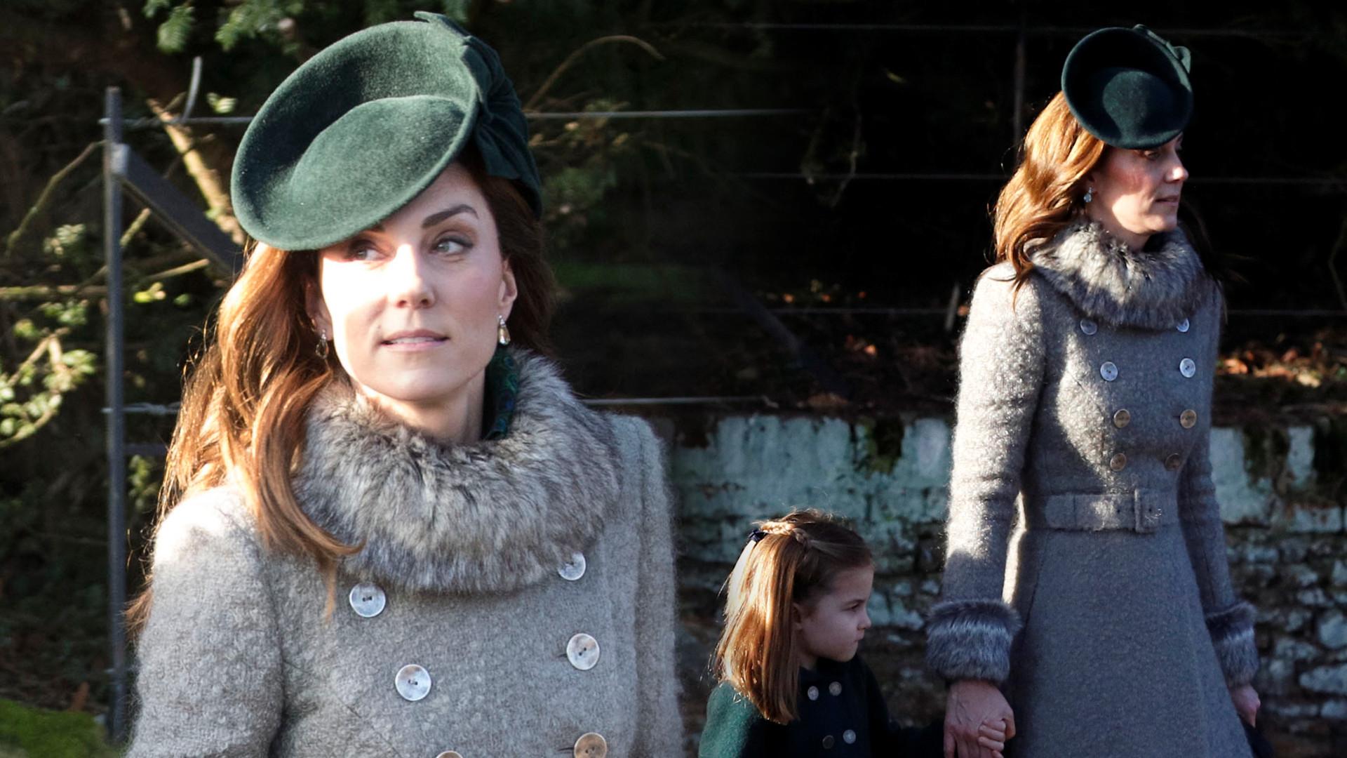 Księżna Kate bardzo ŻAŁOWAŁA, że założyła ten strój w zeszłoroczne święta