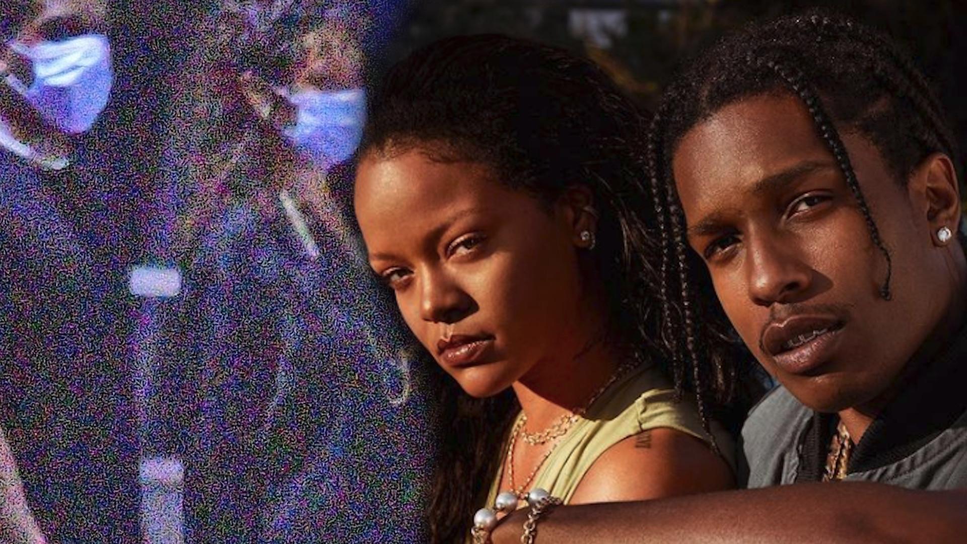 Rihanna i ASAP Rocky spędzili razem święta. Mieli luksusową Wigilię (ZDJĘCIA)
