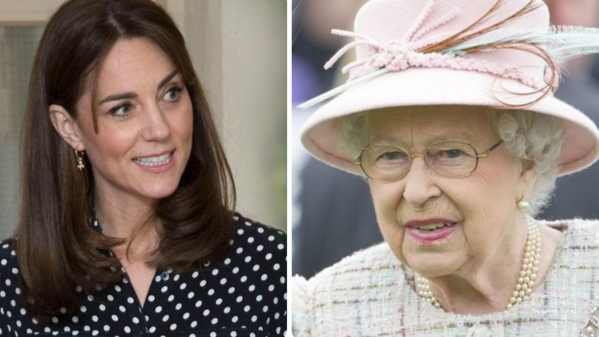Księżna Kate o pierwszych świętach z królową Elżbietą. Zdradziła, co jej PODAROWAŁA
