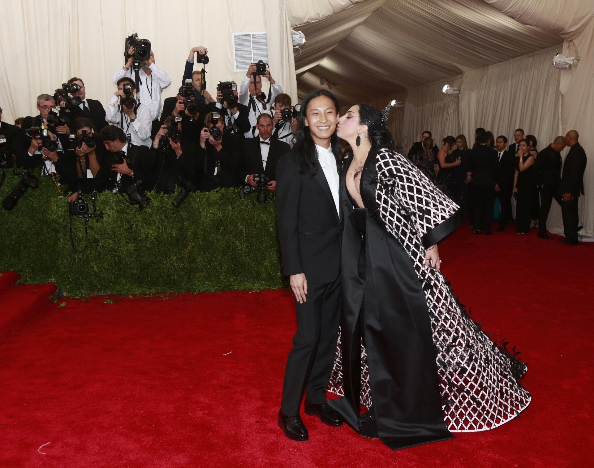Alexander Wand i Lady Gaga
