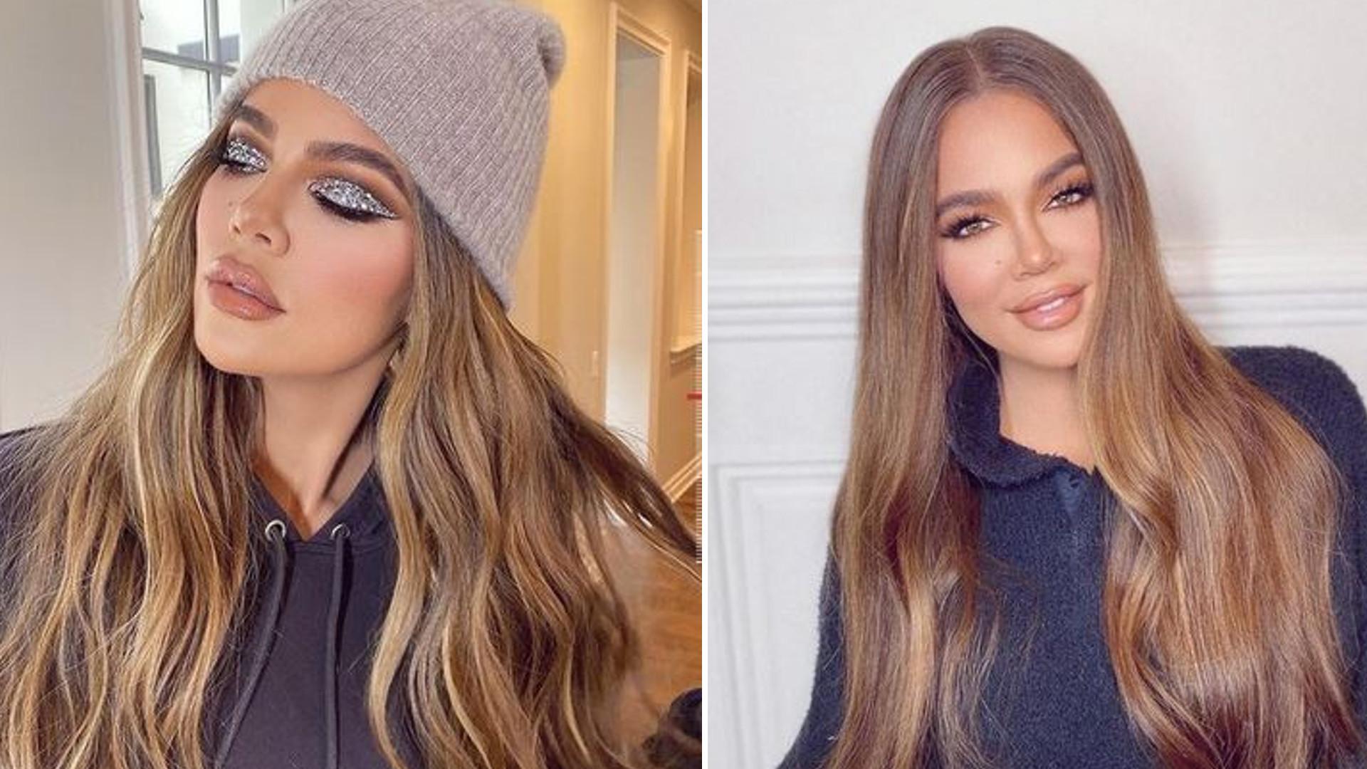 """Khloe Kardashian na ODWAŻNYM zdjęciu bez stanika: """"Najlepsze zdjęcie w 2020"""""""