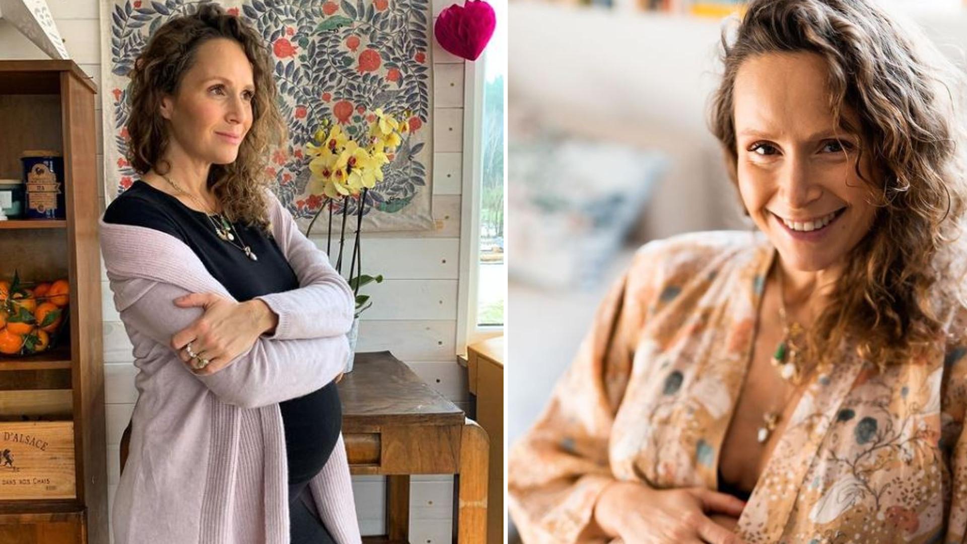 Monika Mrozowska pokazała brzuszek w zaawansowanej ciąży