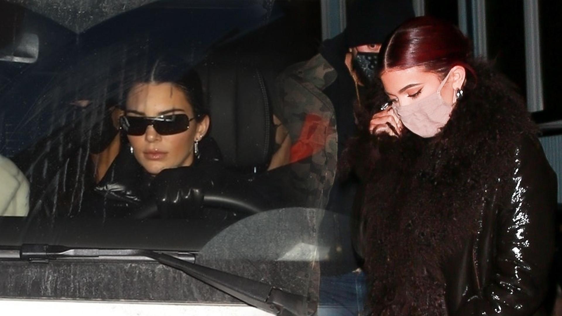 Jennerki szaleją na zakupach w Aspen. Nawet podczas wakacji! (ZDJĘCIA)