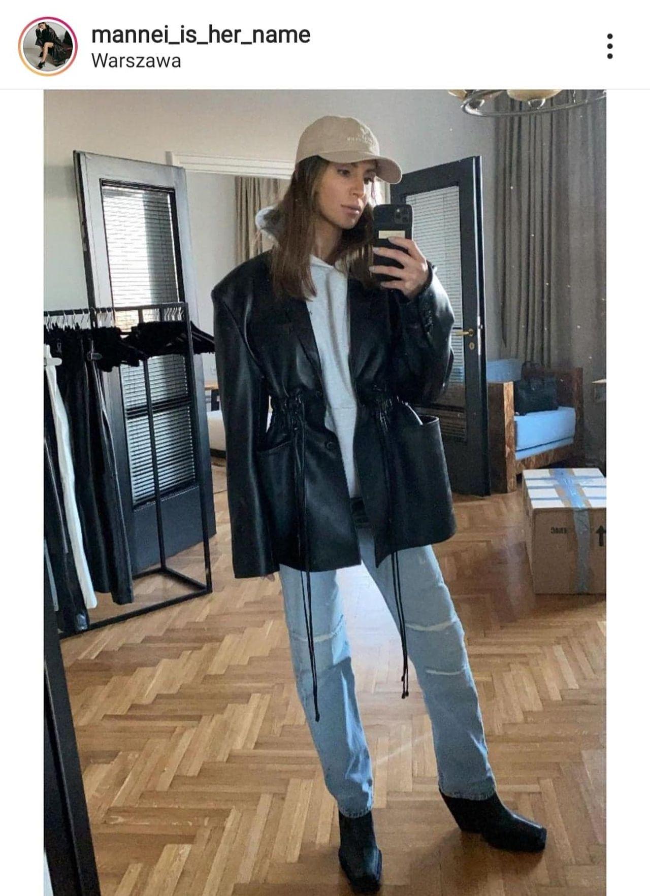 Sara Boruc robi selfie