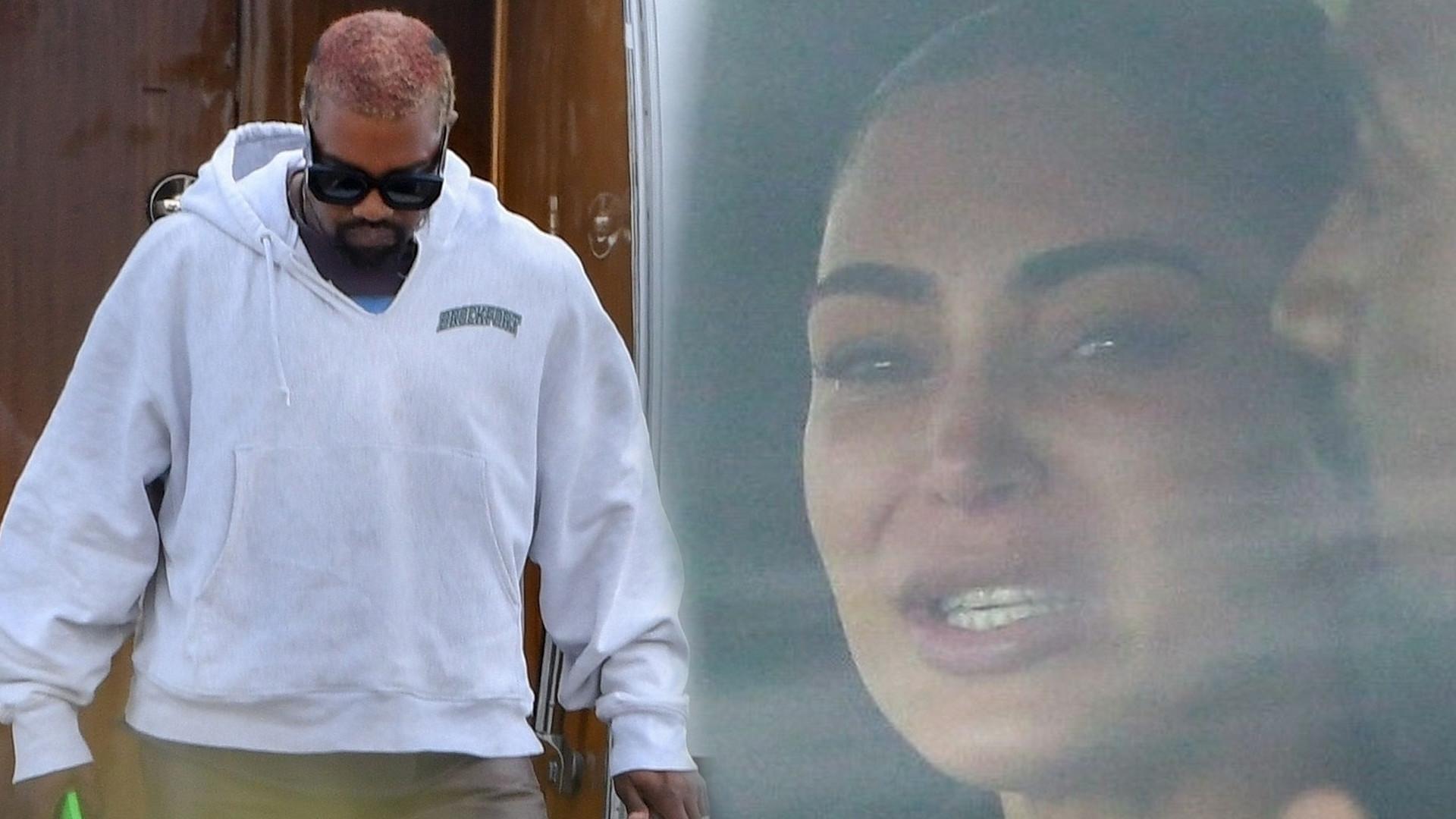 Kanye West ODCIĄŁ się od Kim Kardashian. Wyjechał do Wyoming i nie planuje szybkiego powrótu