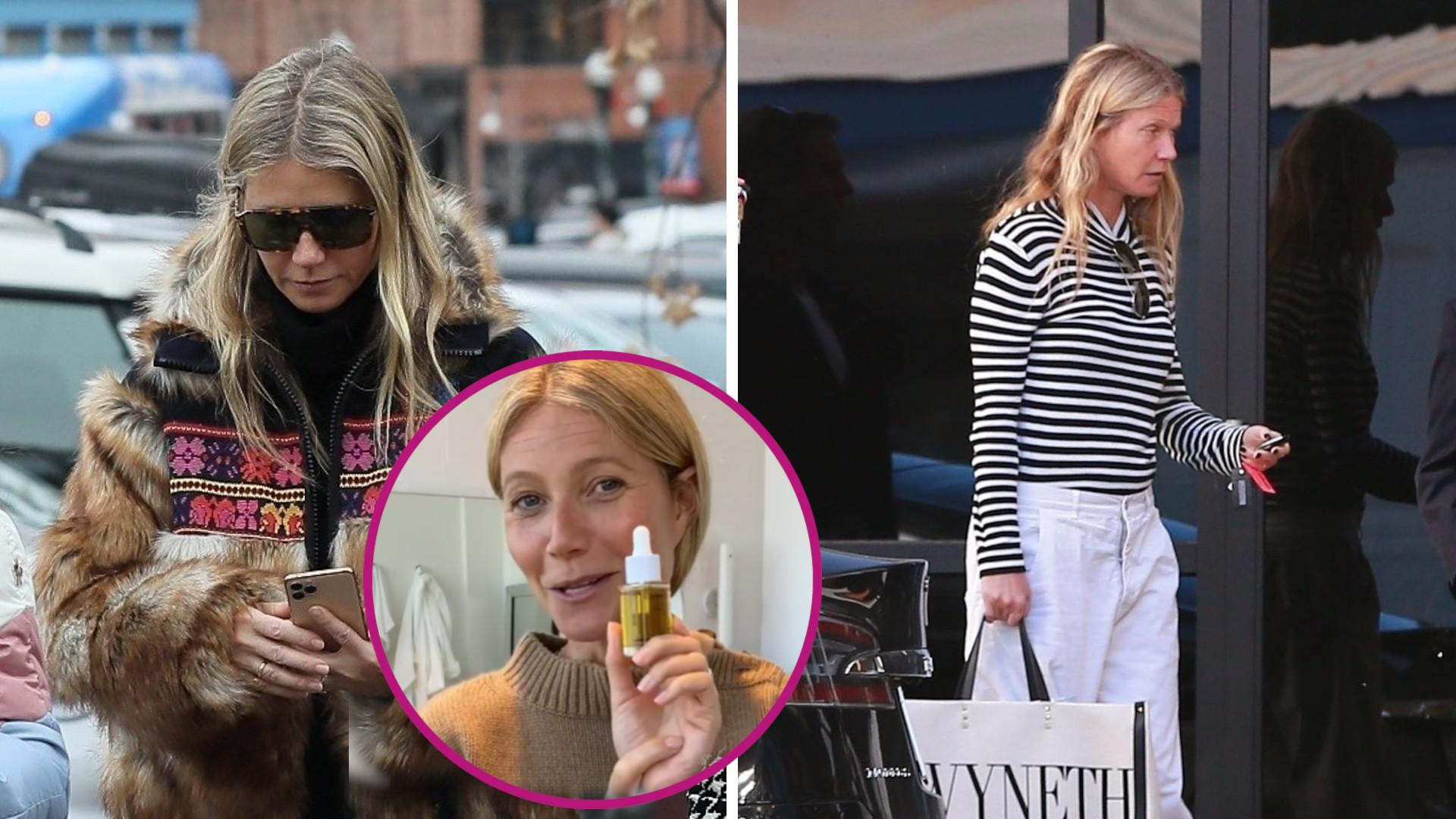 Gwyneth Paltrow chciała zareklamować olejek. Zaliczyła MEGA WPADKĘ!