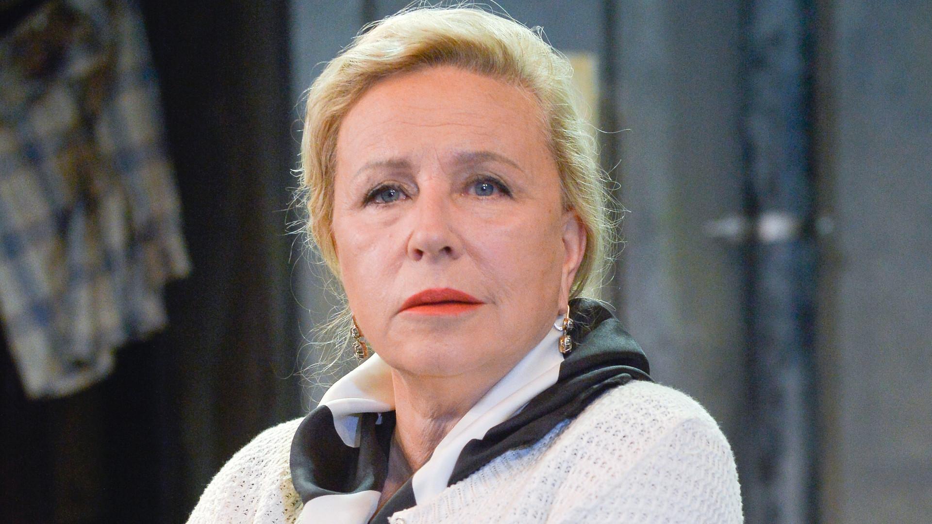 """Krystyna Janda tłumaczy się na wizji z """"afery szczepionkowej"""": """"Boje się, że spotka mnie coś złego"""""""
