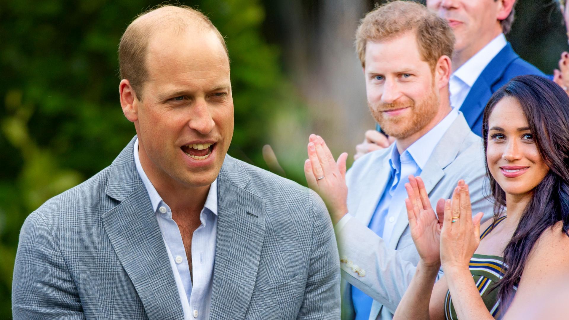 Książę William jest WŚCIEKŁY na Meghan i Harry'ego. Już wynajął prawników