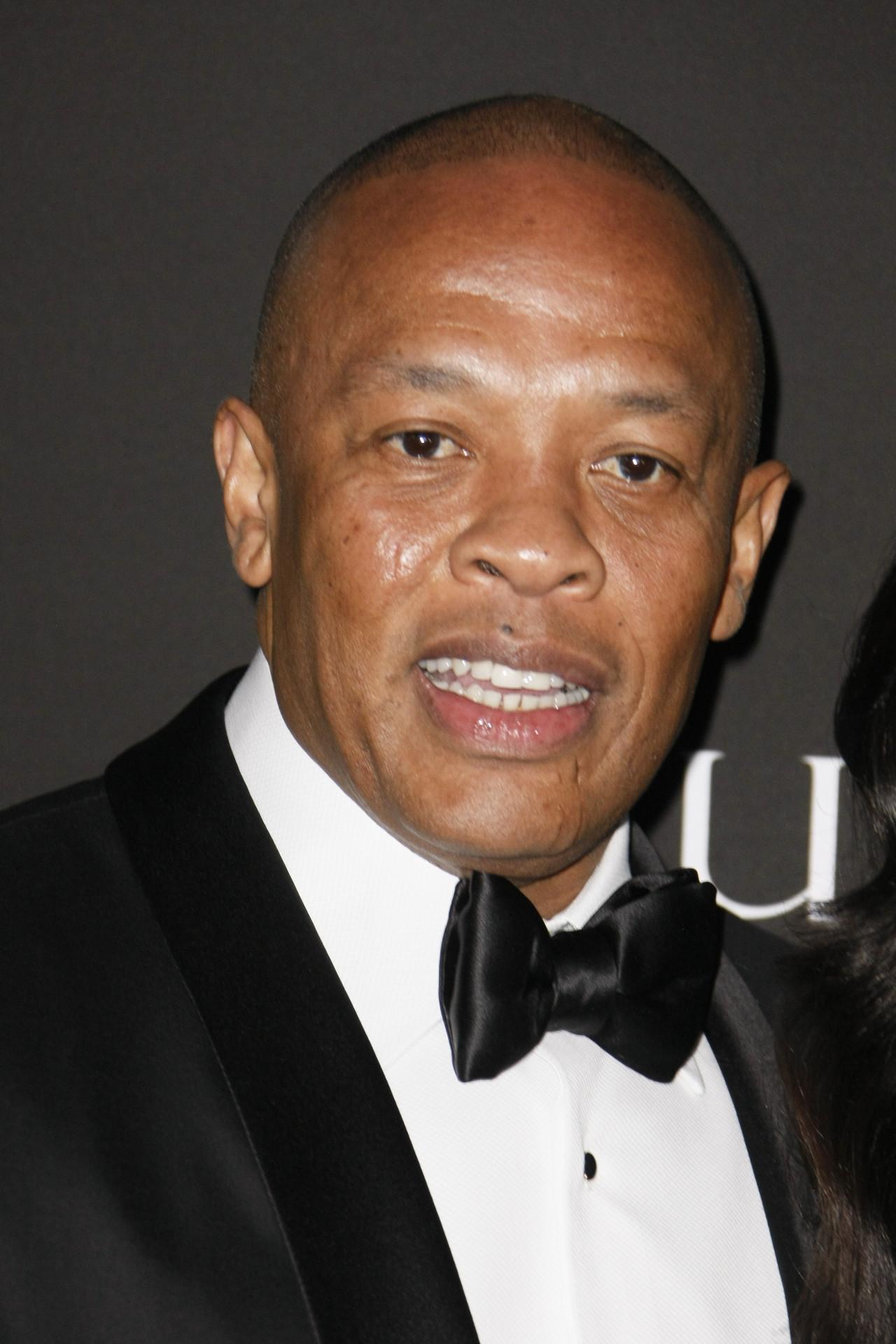 Dr. Dre trafił do szpitala