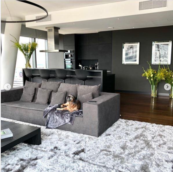 Krzysztof Gojdź sprzedaje mieszkanie, fot. Instagram