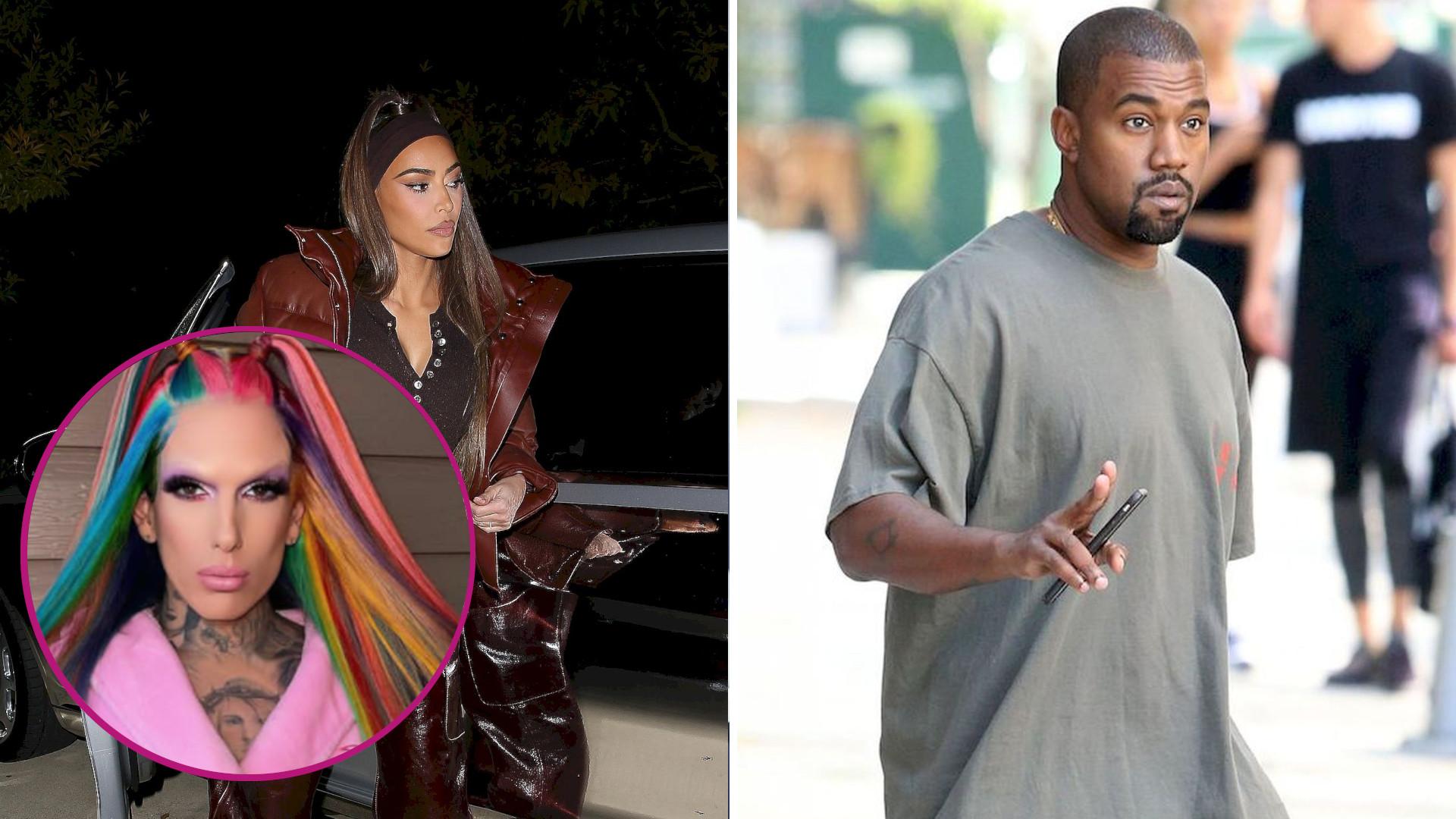 Kanye West miał romans z MĘŻCZYZNĄ?! Kim ma dowody!