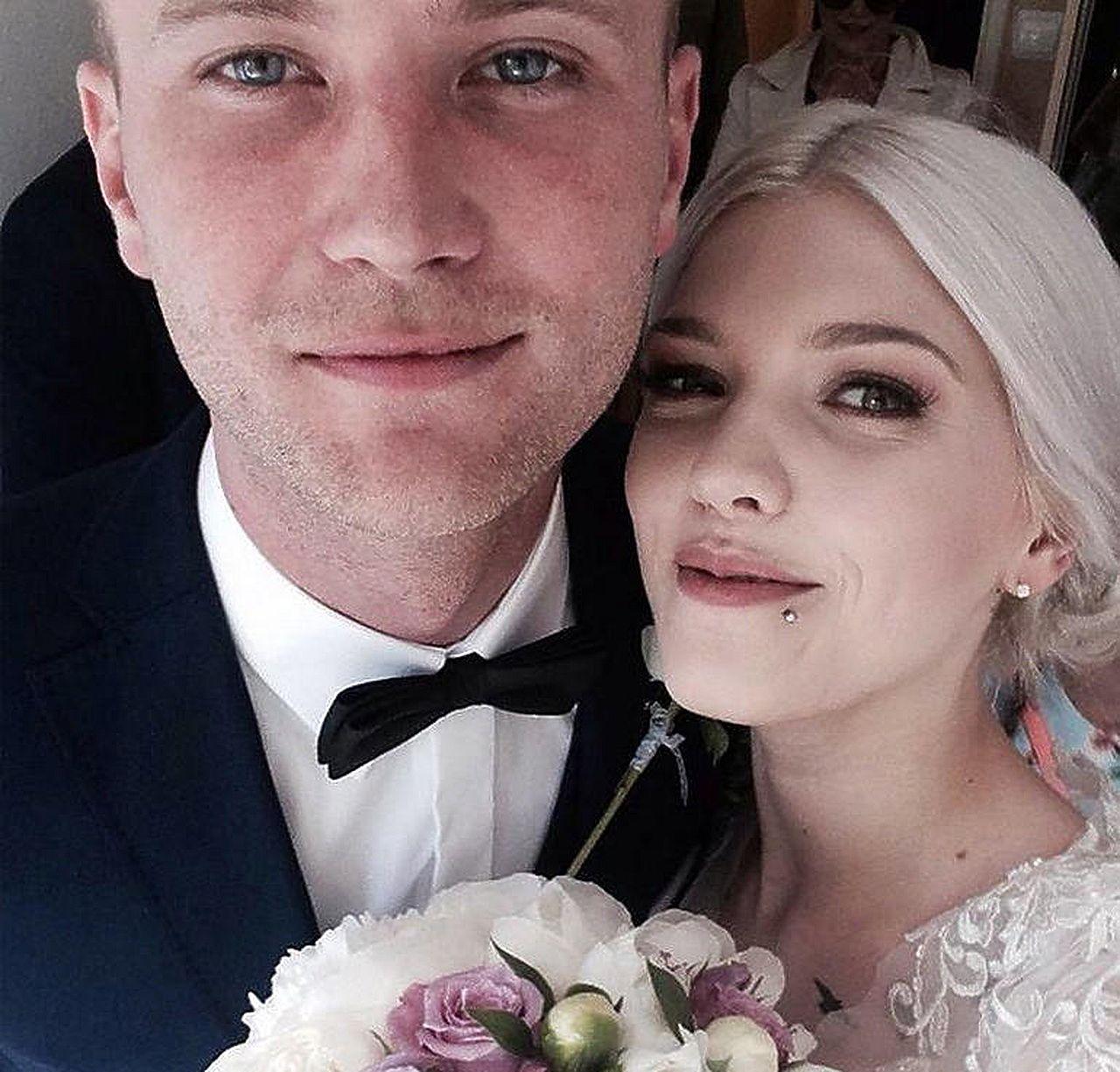 Ślub Darii Zawiałow i Tomasza Kaczmarka