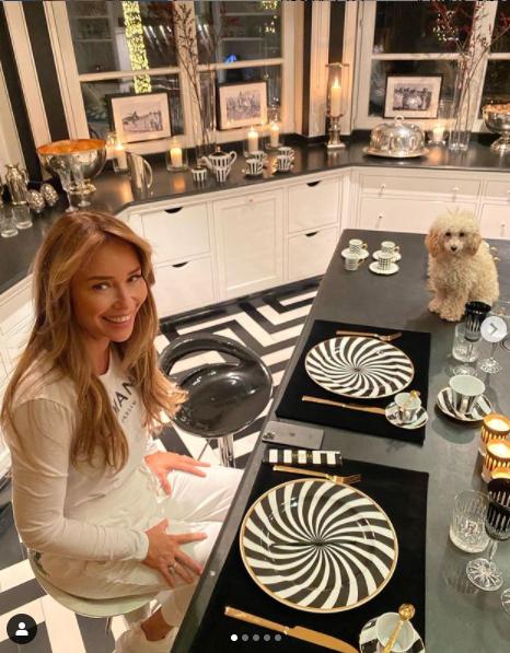 Joanna Przetakiewicz pokazała kuchnię, fot. Instagram