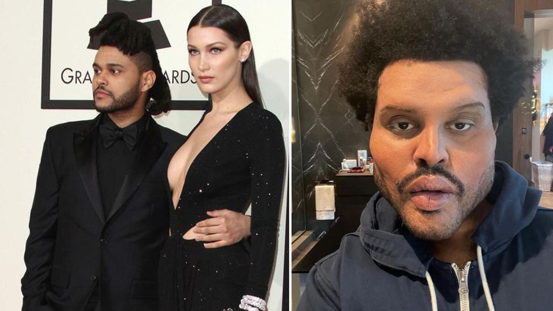 Fani są zdania, że The Weeknd w nowym teledysku UDERZYŁ w Bellę Hadid