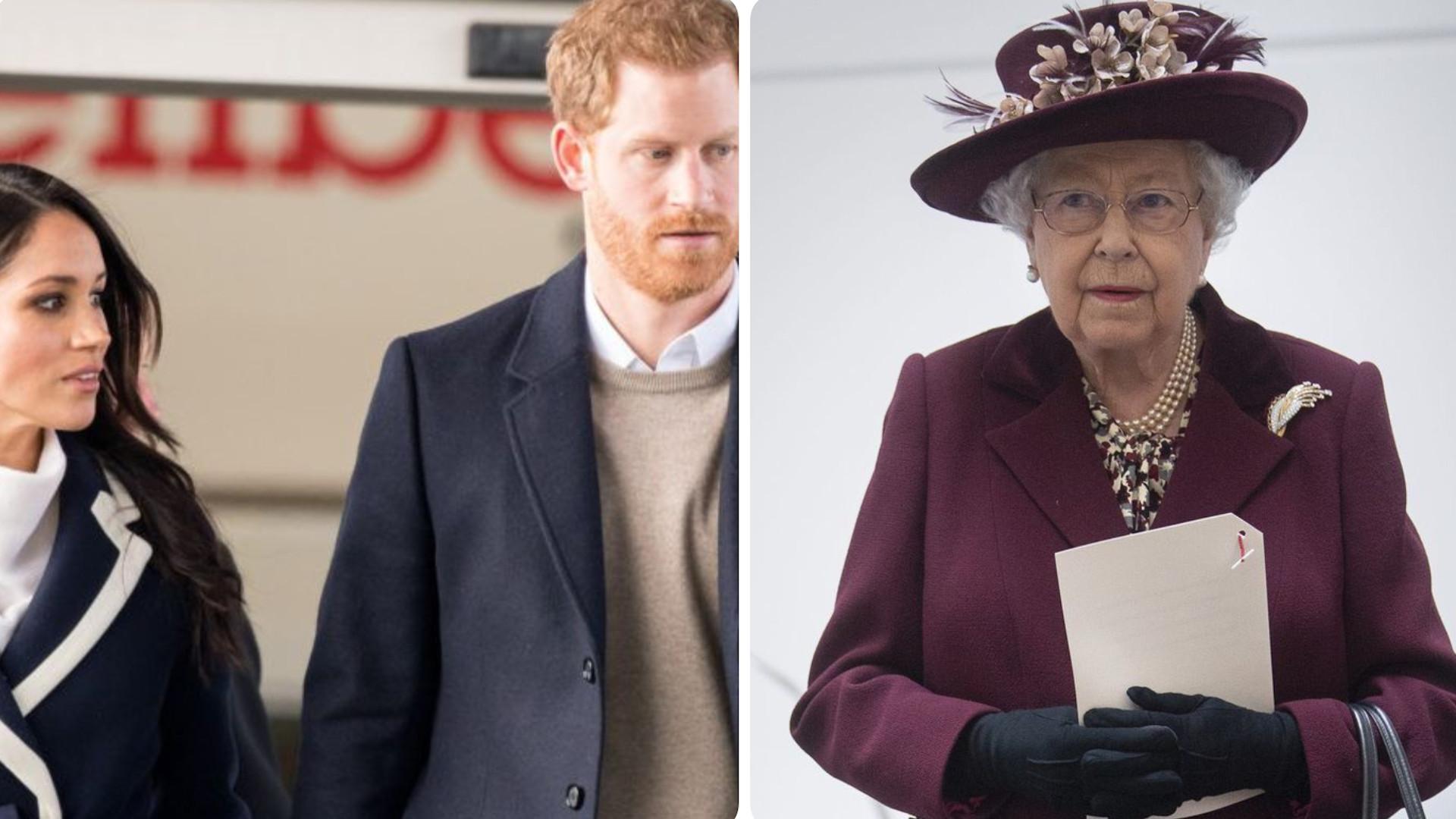 Królowa Elżbieta po roku zobaczy się z Harrym i Meghan? Ponoć zaprosiła ich na urodziny