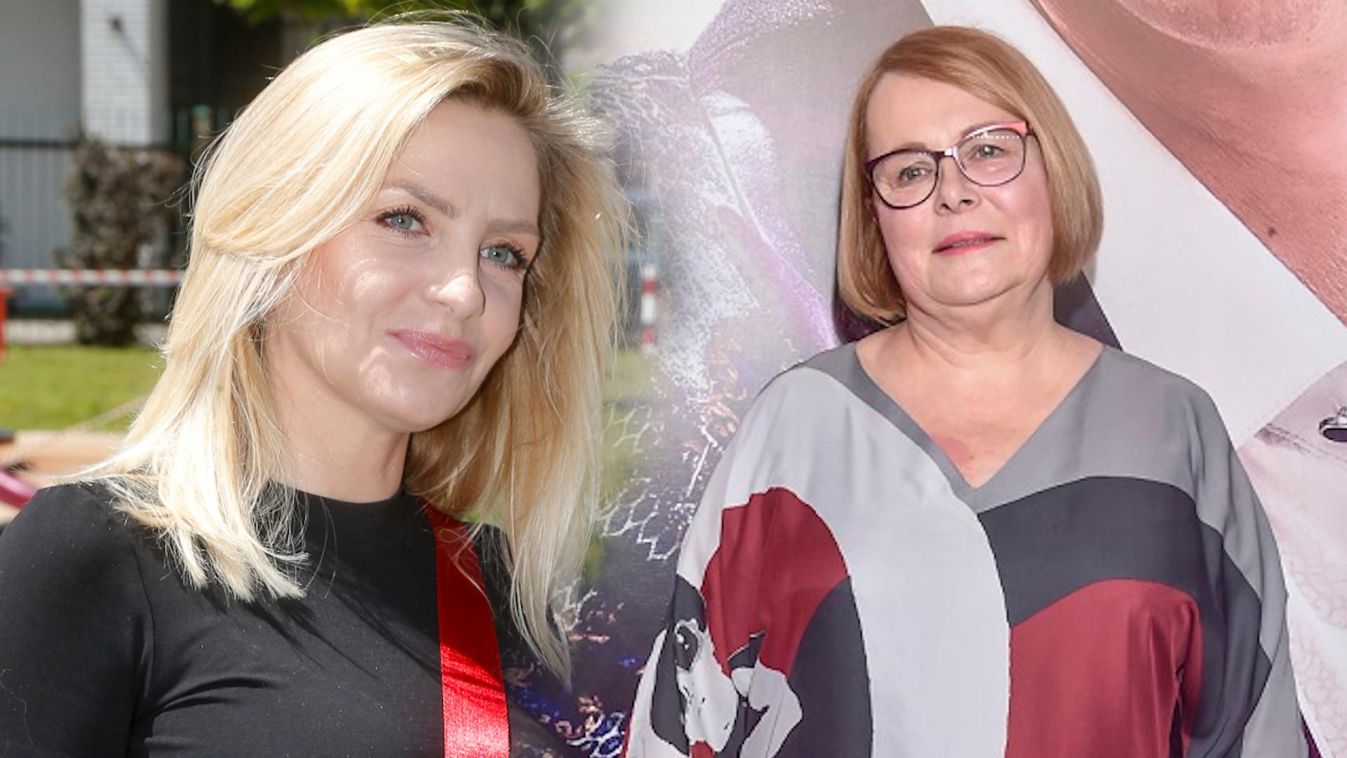 """Ilona Łepkowska miażdży serial """"Osiecka"""". Z kolei Maja Frykowska musiała wydać sprostowanie…"""