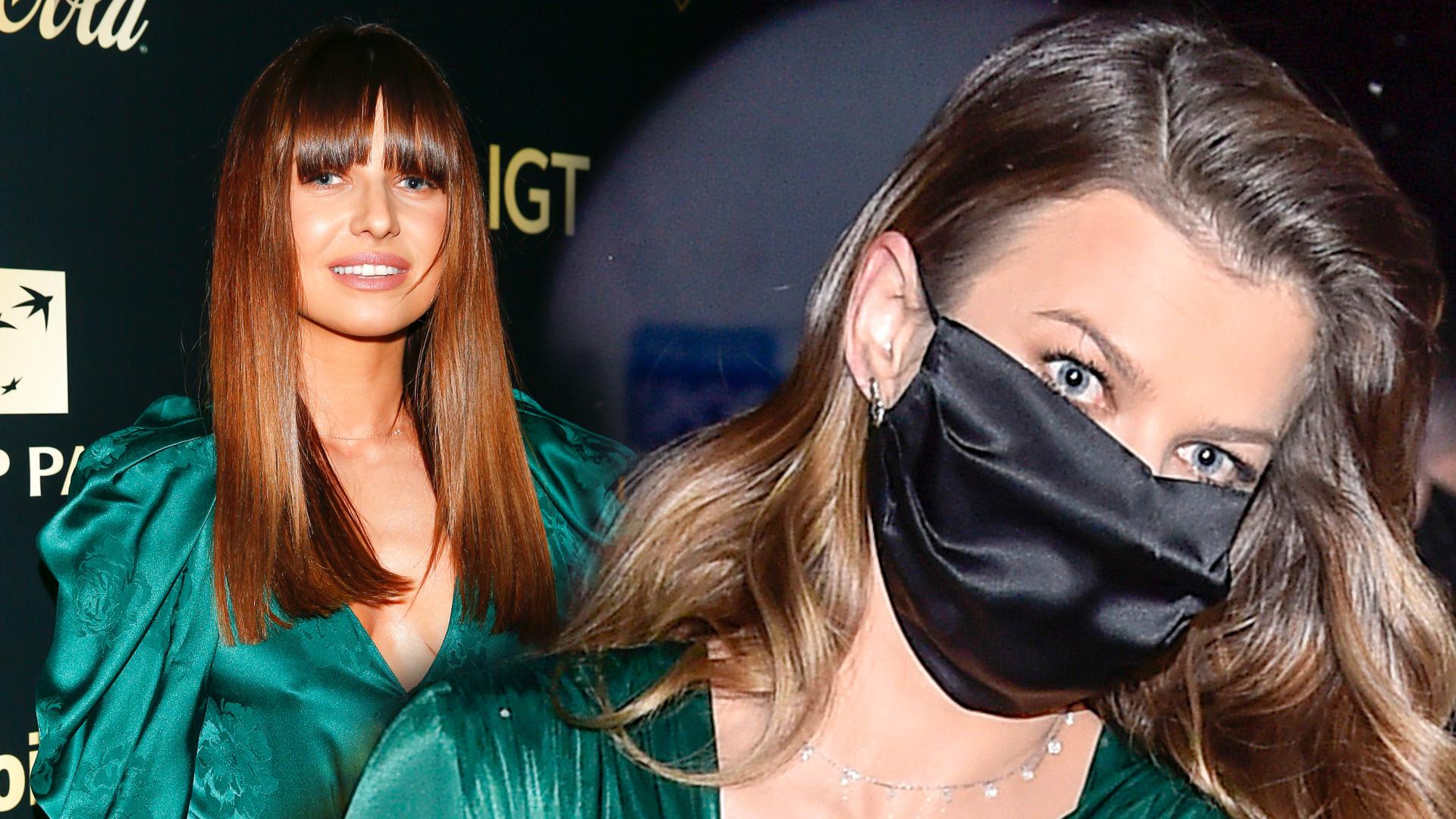 """Anna Lewandowska w modnym kożuchu: """"Look w stylu Aspen"""""""