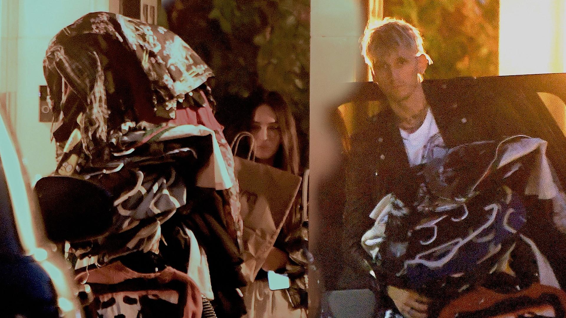 Megan Fox i Machine Gun Kelly zamieszkali razem? Tak wynika z TYCH zdjęć
