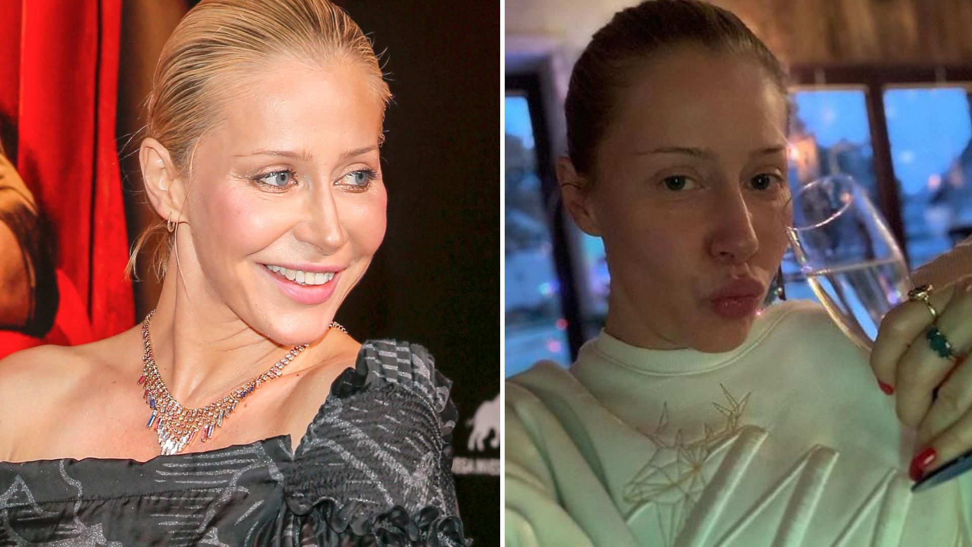 """Katarzyna Warnke pokazała luksusową ŁAZIENKĘ: """"Tylko szampana wlać do wanny"""""""