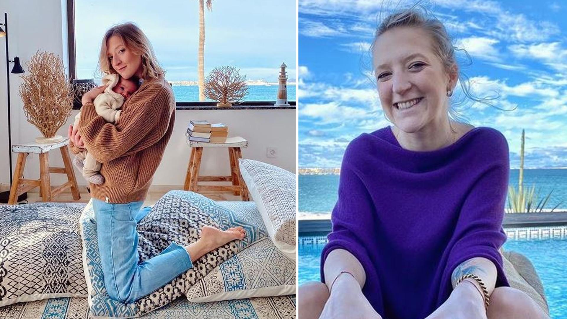 """Lara Gessler szczerze o TRUDACH karmienia piersią: """"Dałam radę bez leków"""""""