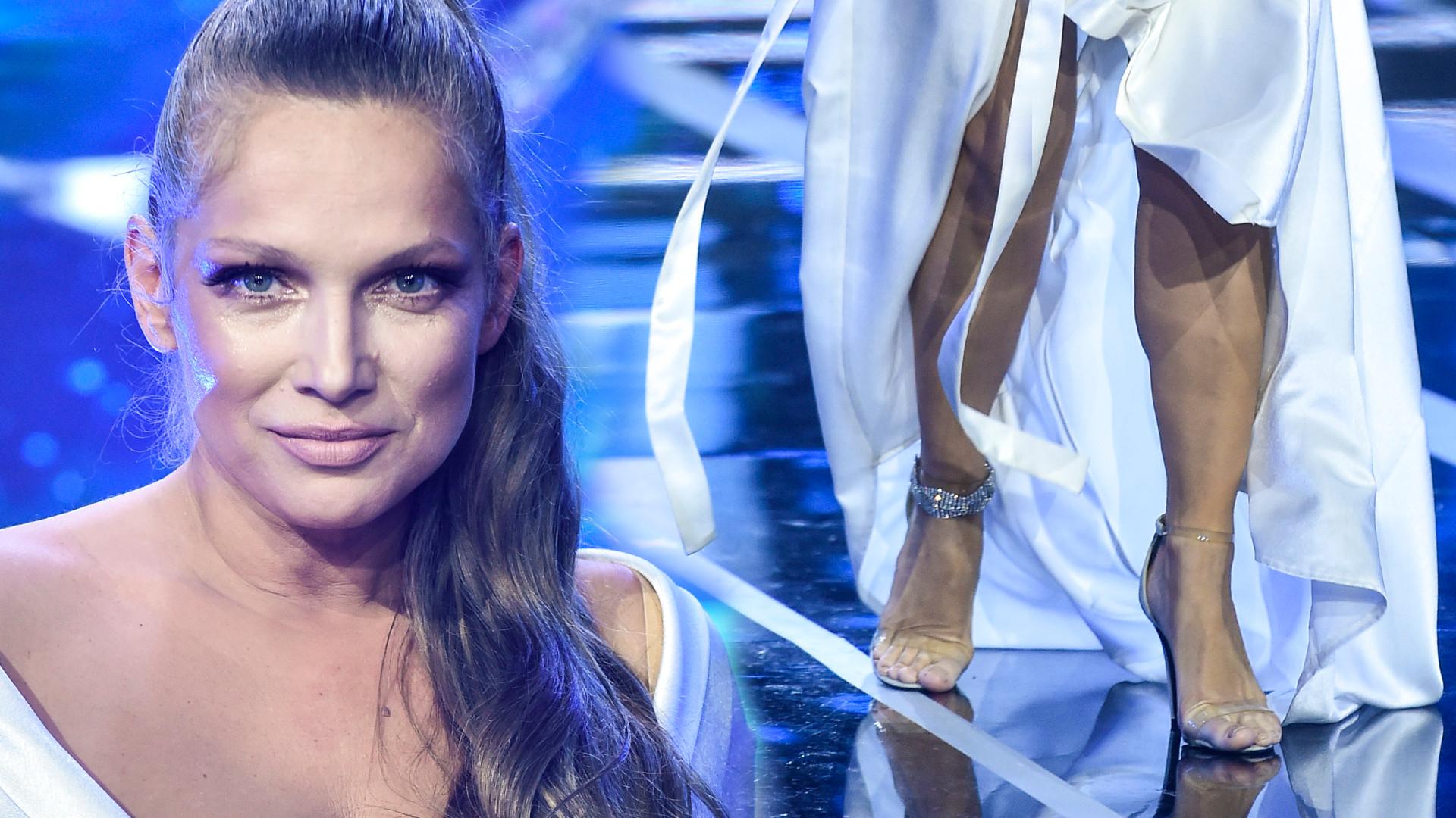 Joanna Liszowska na finale Miss Polski zaszalała z kreacją. Co za DEKOLT