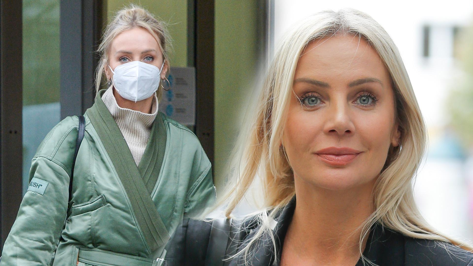 Agnieszka Woźniak-Starak BEZ makijażu i z piegami na twarzy