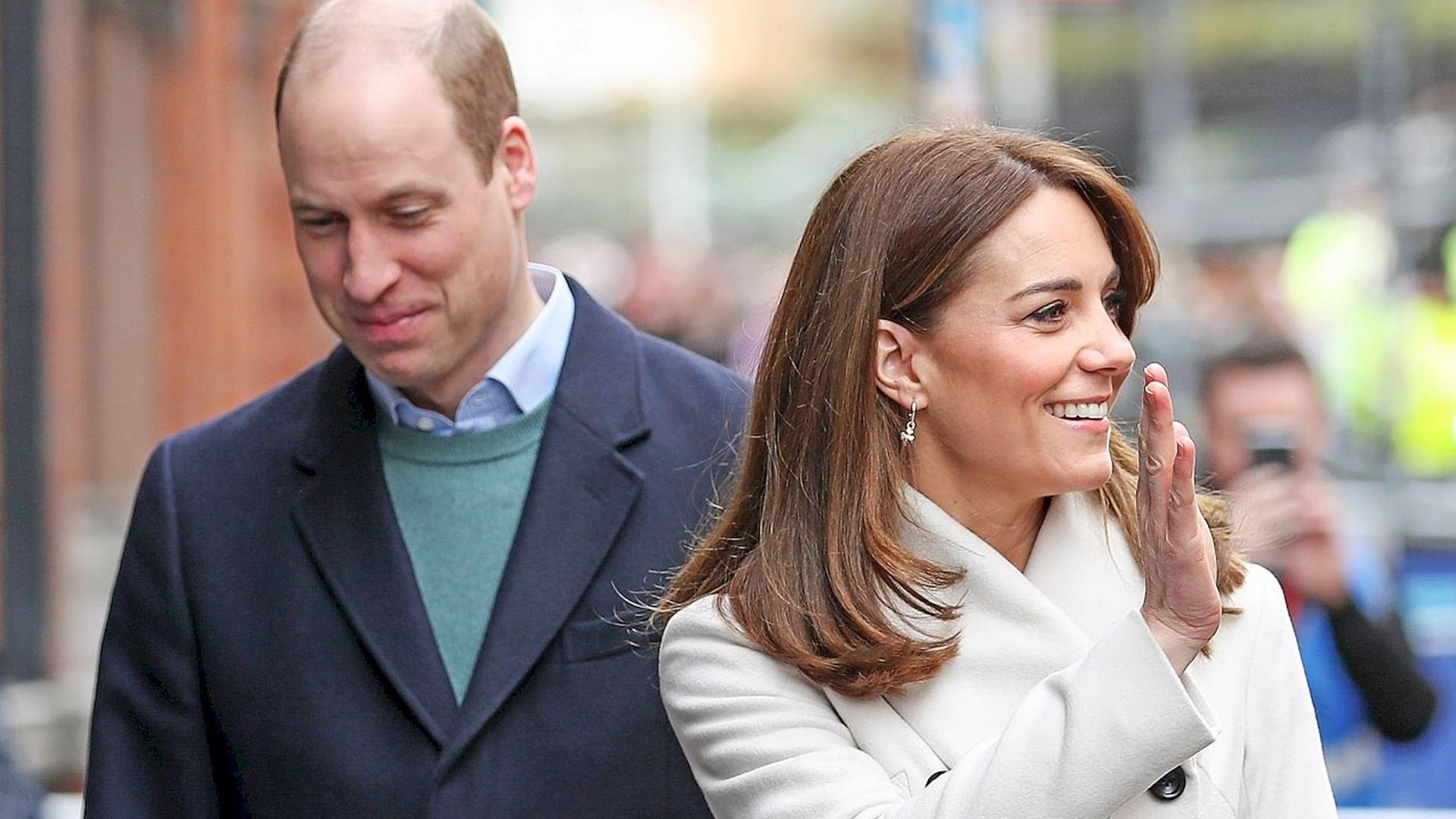 Księżna Kate i książę William pokazali, jak MIESZKAJĄ. Uwagę zwraca to, co znajduje się na ścianie