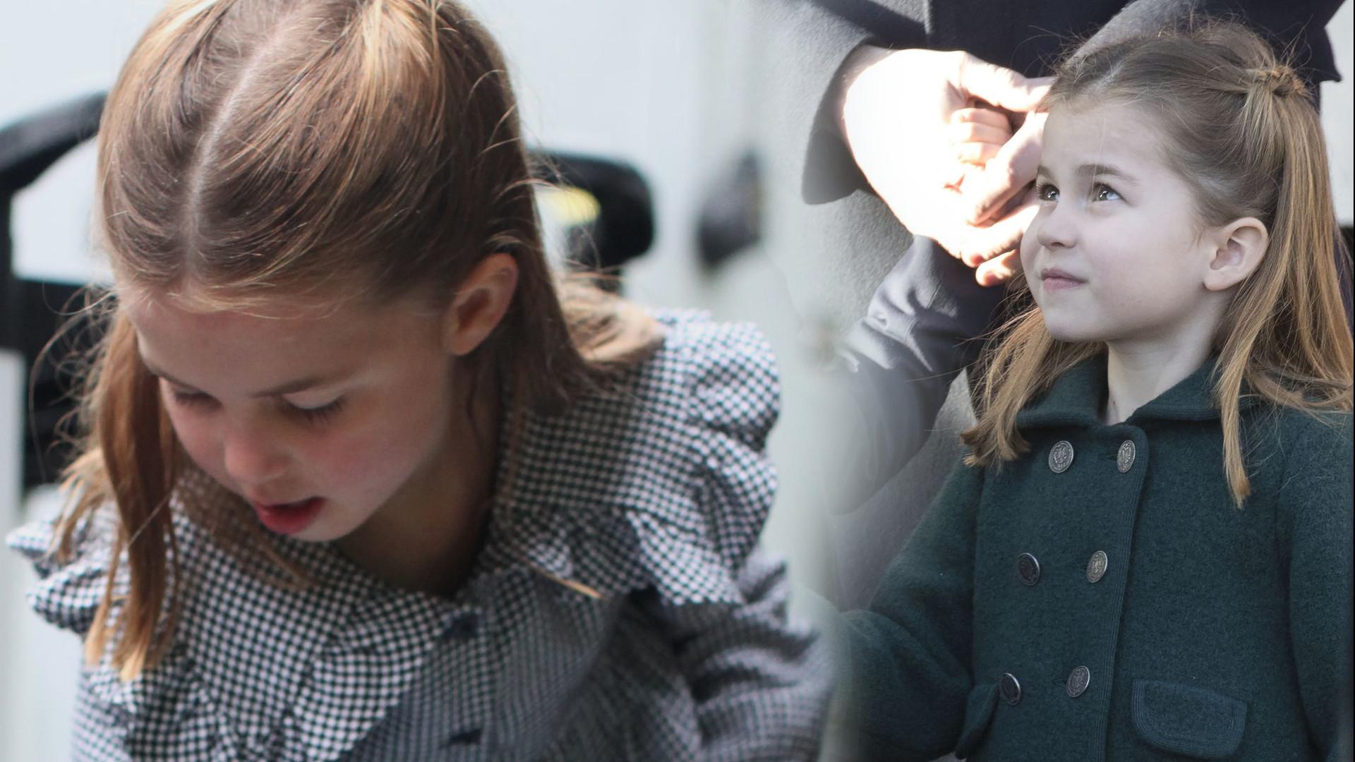 Księżniczka Charlotte zdradziła, kim chce zostać w przyszłości. Rodzice pękają z dumy
