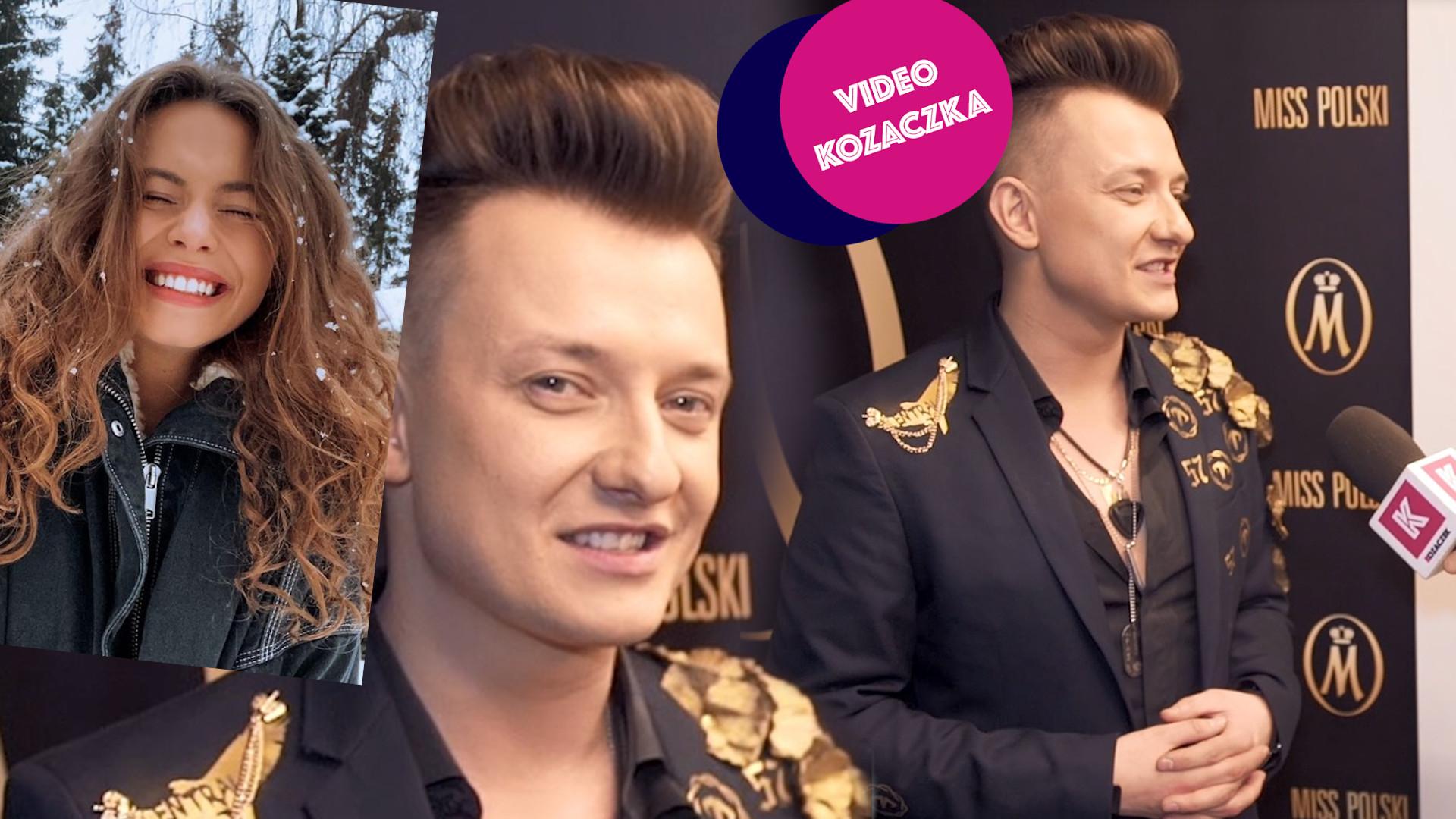 Paweł Tur o pięknej modelce Nikoli Stajszczak, która wystąpiła u niego w klipie