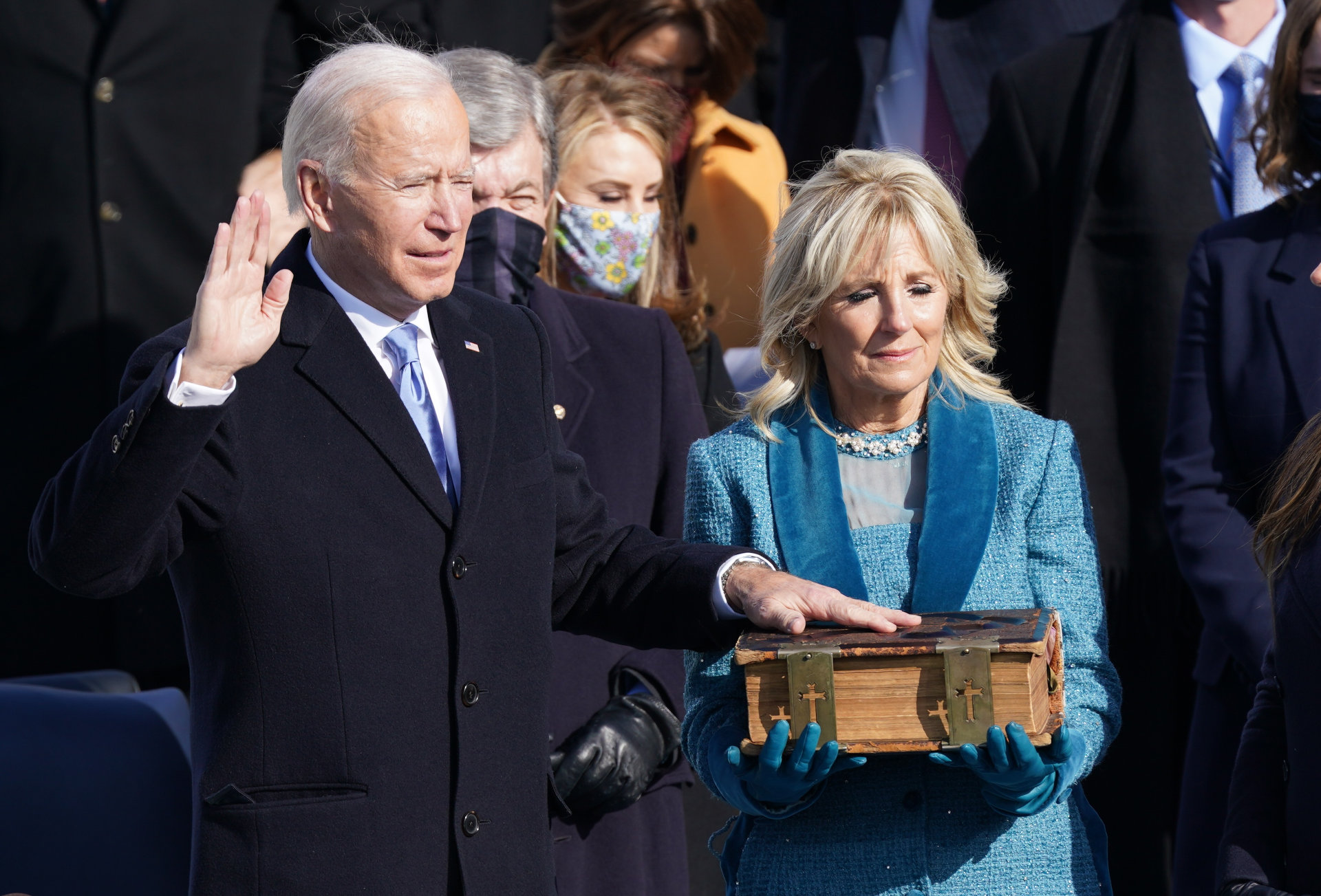 Jill i Joe Bidenowie