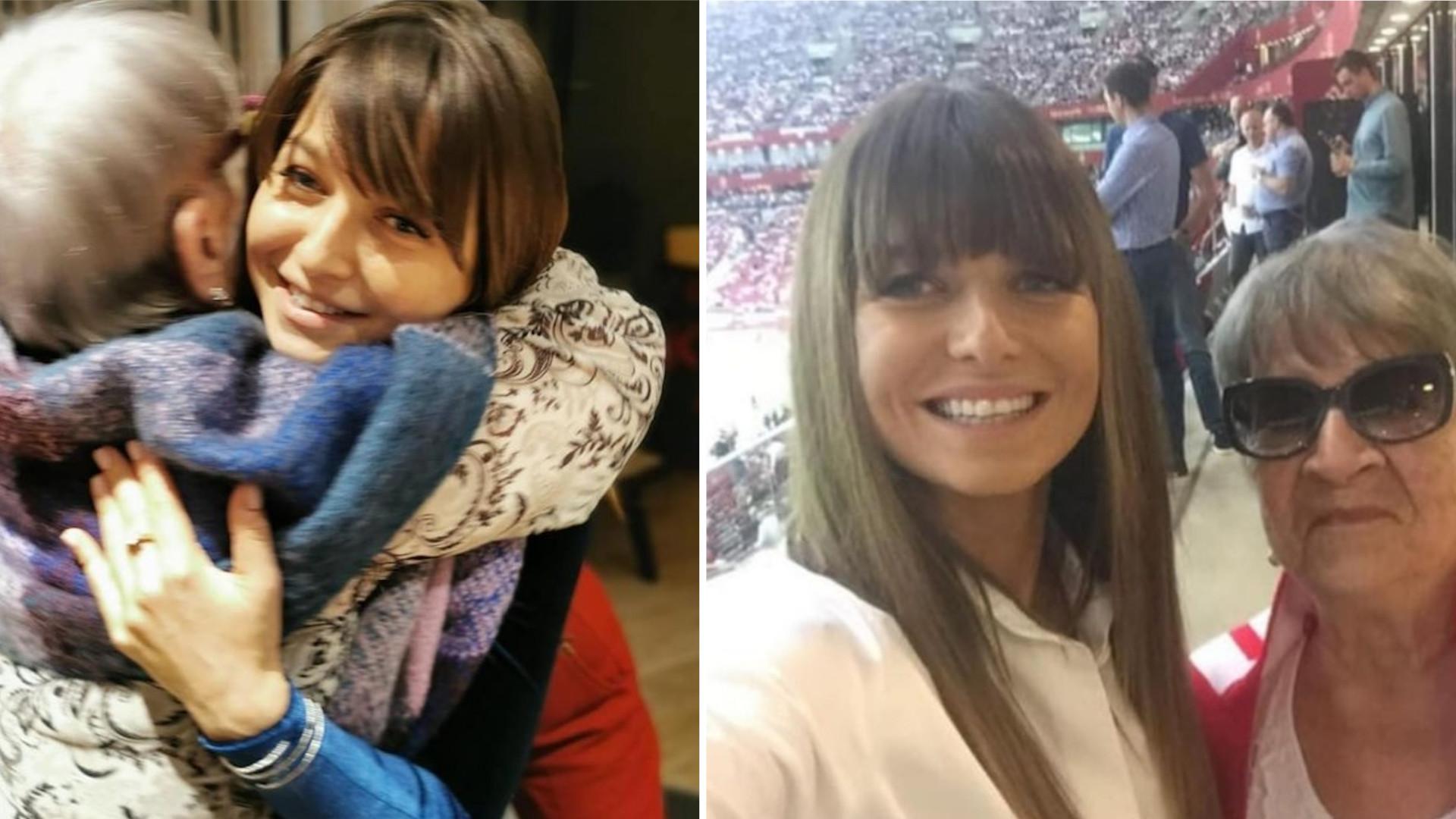 Anna Lewandowska pokazała BABCIĘ! Są bardzo podobne do siebie!