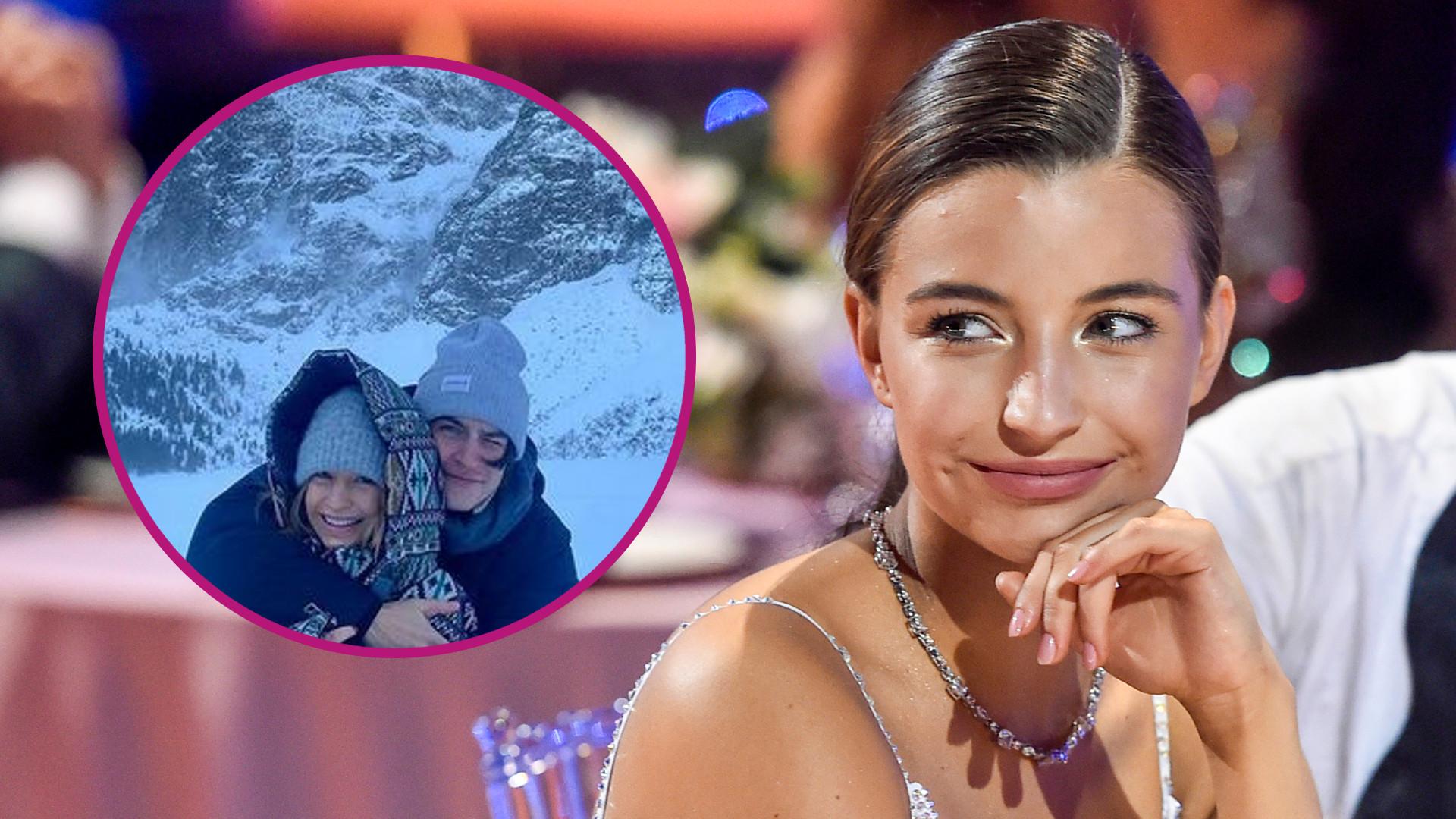 Julia Wieniawa znowu w górach. Pokazała romantyczne zdjęcia z Nikodemem, a fanki patrzą na jej kurtkę