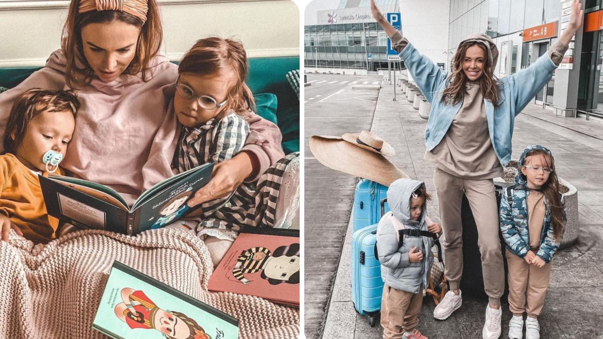 """Anna Wendzikowska wyprawiła córce urodziny. """"Staram się, żeby ten dzień należał tylko do niej"""""""