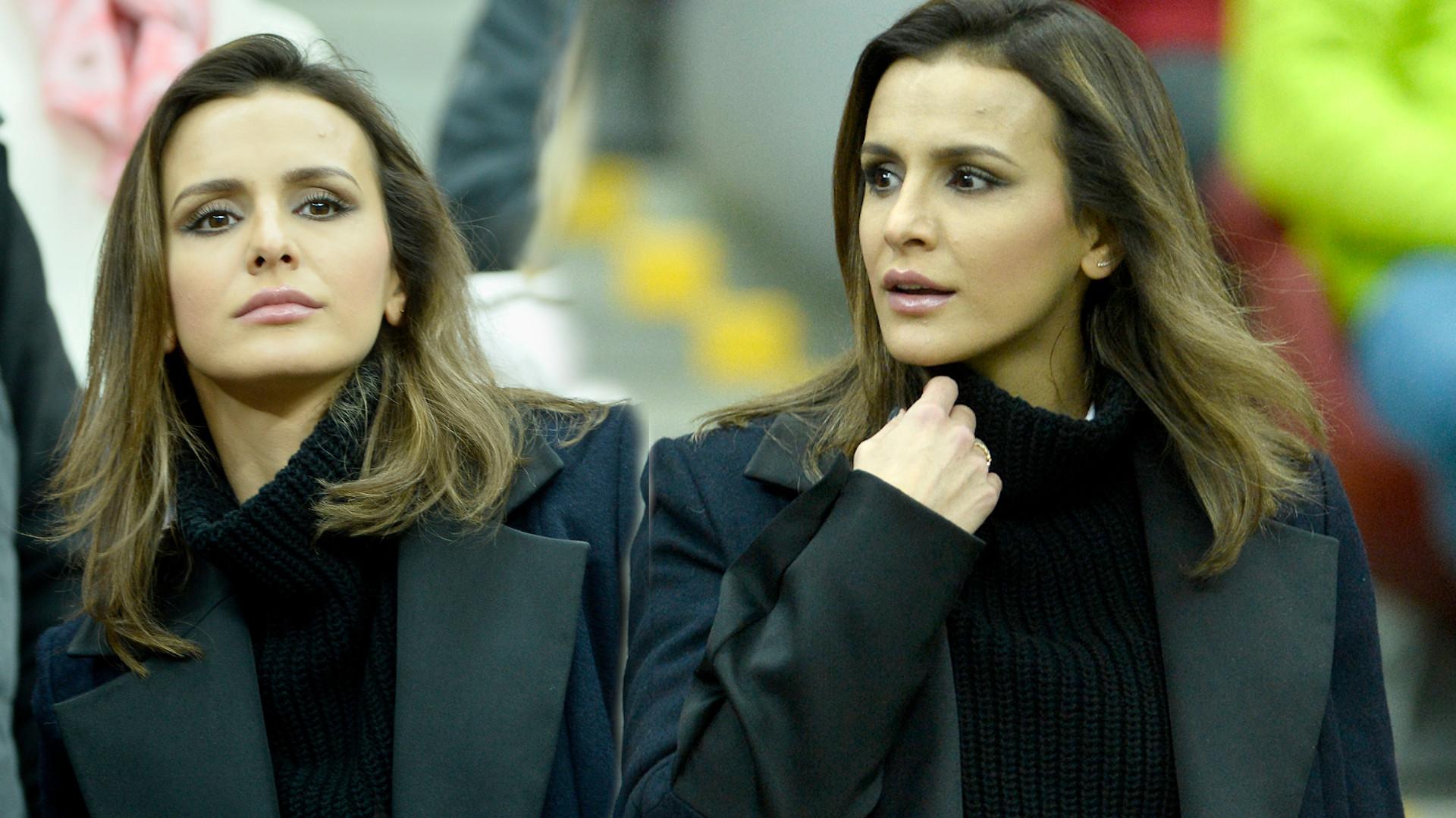 Irina Shayk w płaszczu Sary Boruc. Jedna z internautek ZGASIŁA entuzjazm projektantki