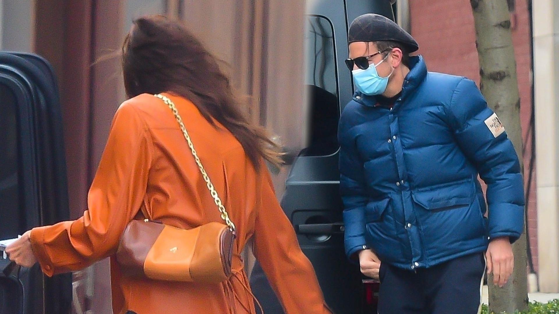 Irina Shayk i Bradley Cooper spędzają czas z córką. DAWNO nie było ich wspólnych zdjęć