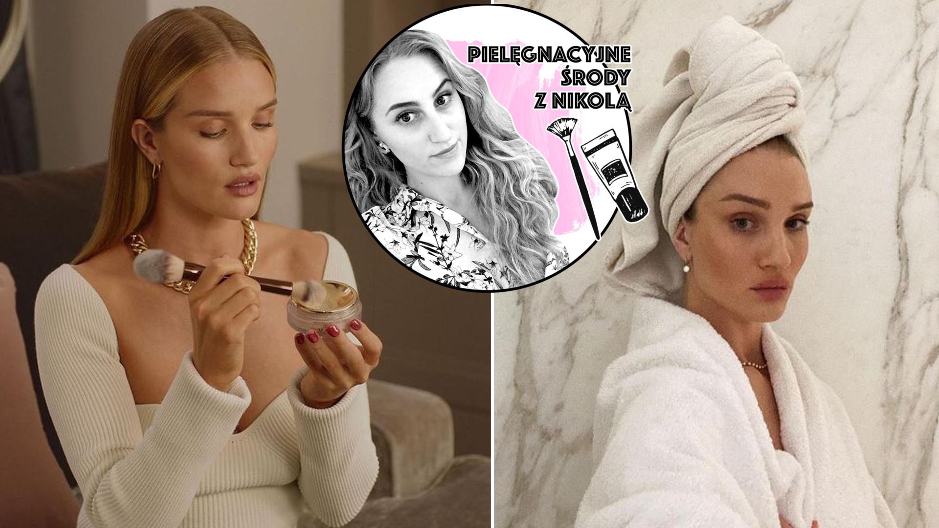 Rosie Huntington-Whiteley zdradziła patenty na piękną skórę zimą (PIELĘGNACYJNE ŚRODY)