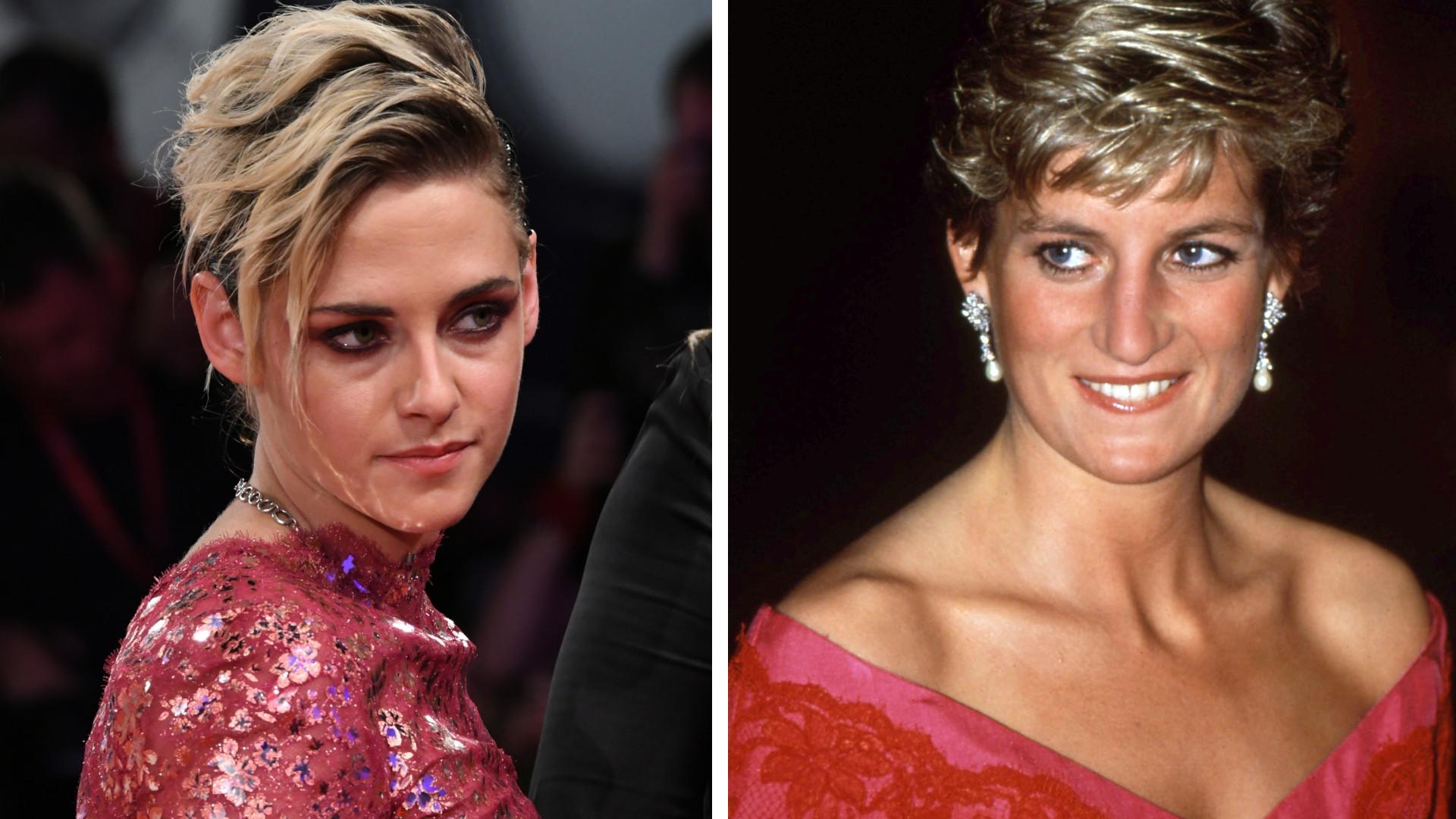OMG! Kristen Stewart jako księżna Diana. Jest identyczna!