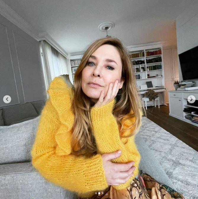 Dorota Naruszewicz pokazała mieszkanie, fot. Instagram