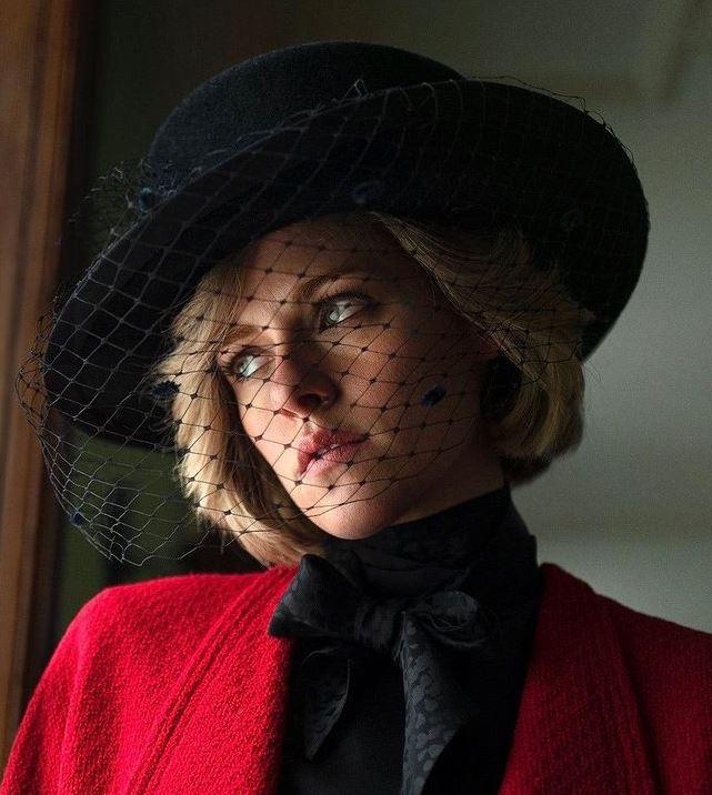 Kristen Steward jako księżna Diana