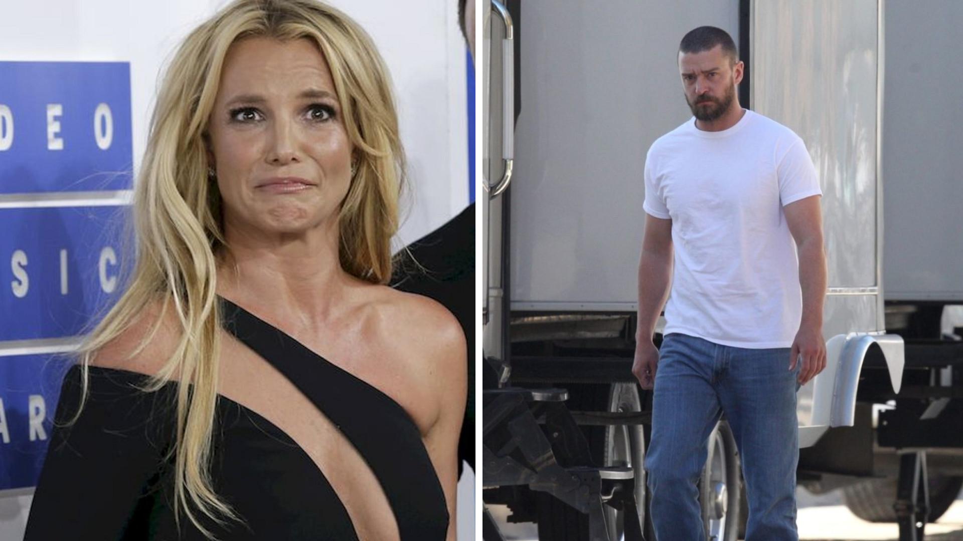 OMG! Britney Spears ZACZEPIŁA Justina Timberlake'a! Zareagował?