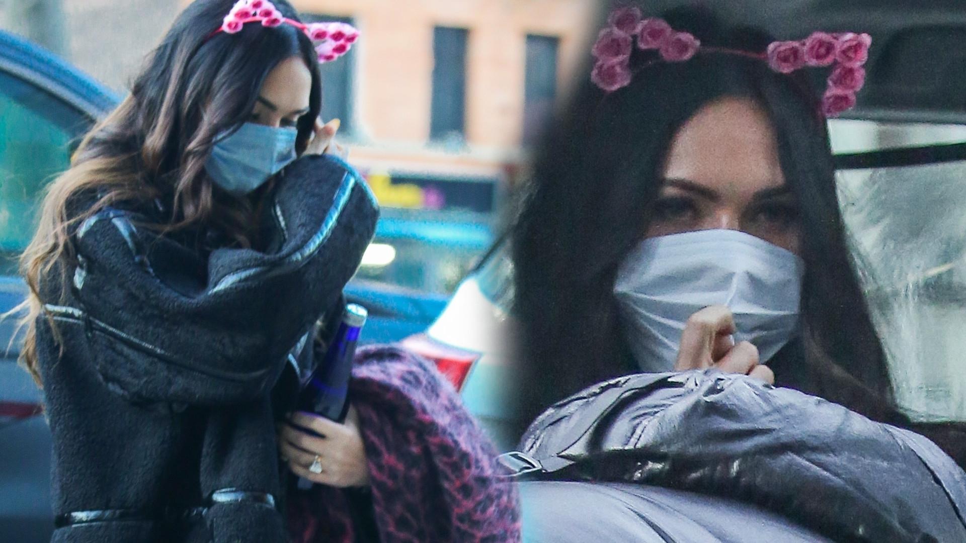 Megan Fox ZARĘCZYŁA SIĘ! Spójrzcie tylko na jej rękę (FOTO)