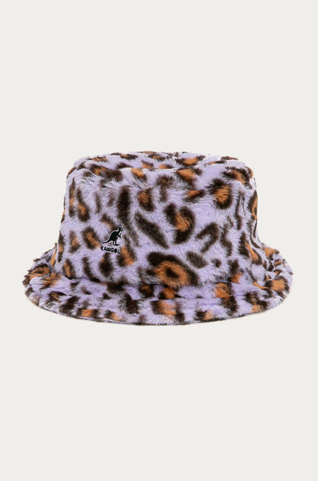 Kolorowy buckhet hat