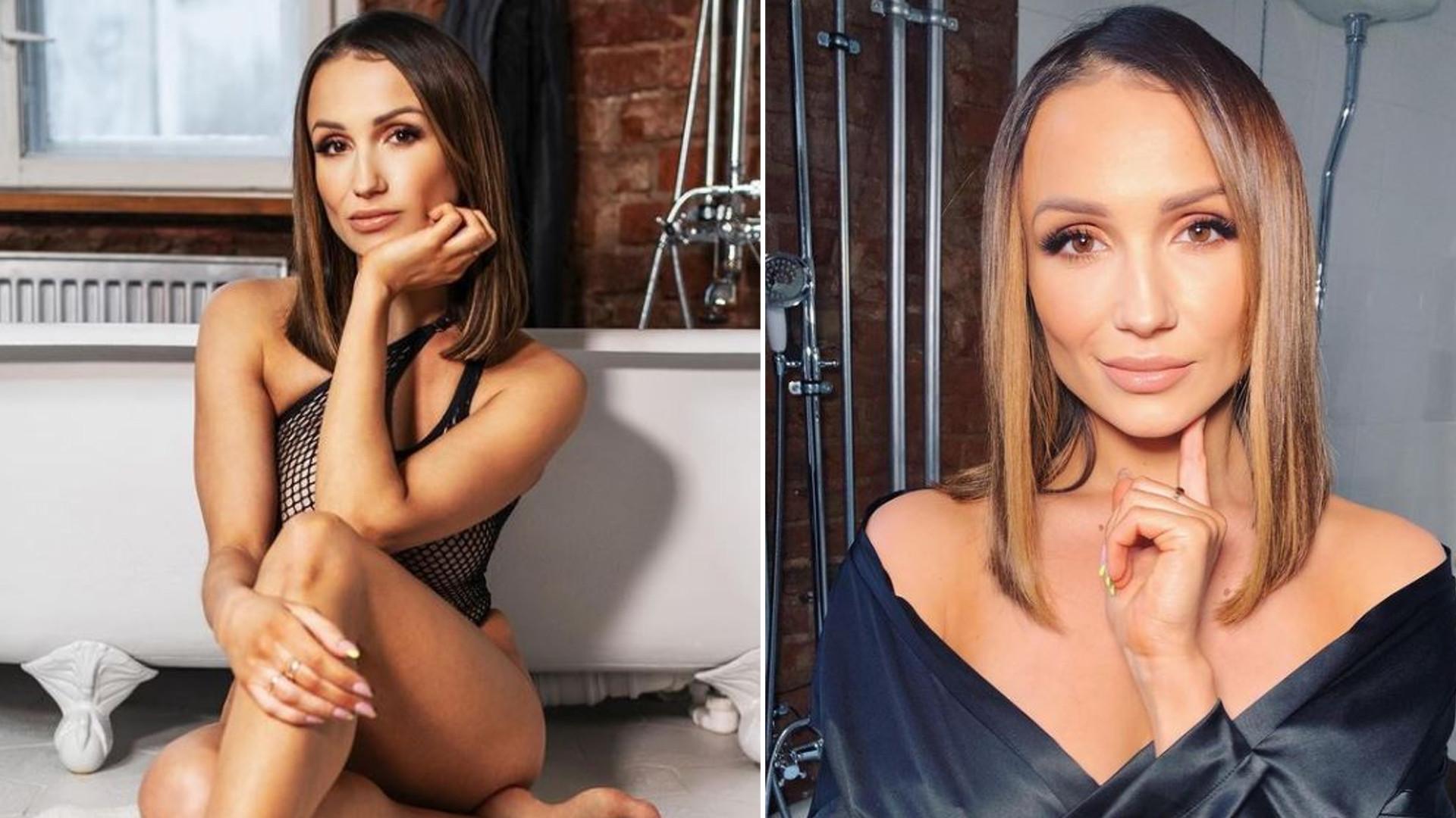 Sylwia Madeńska w seksownej bieliźnie odpiera zarzuty o stosowanie zabiegów chirurgicznych